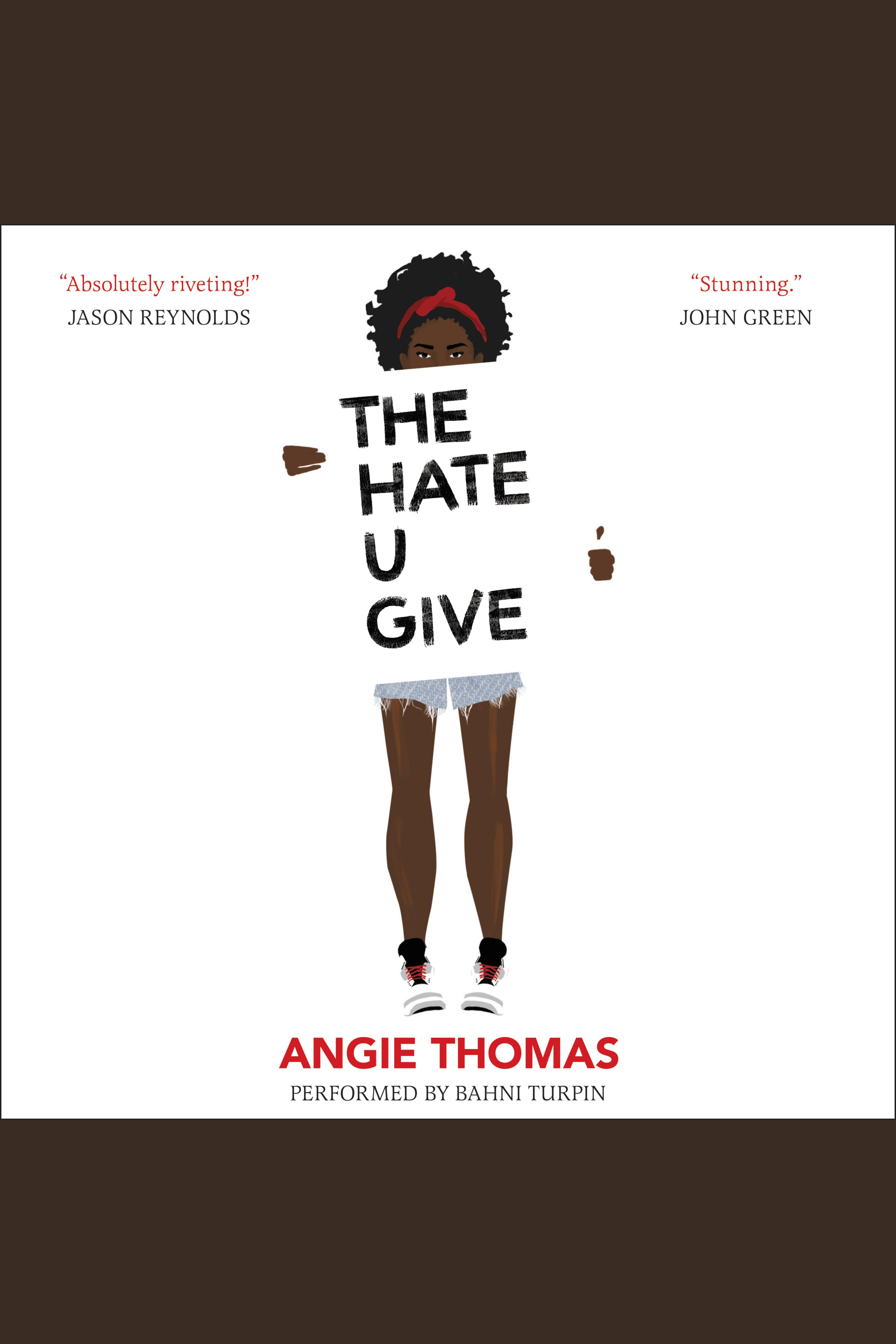 The hate u give [AudioEbook]