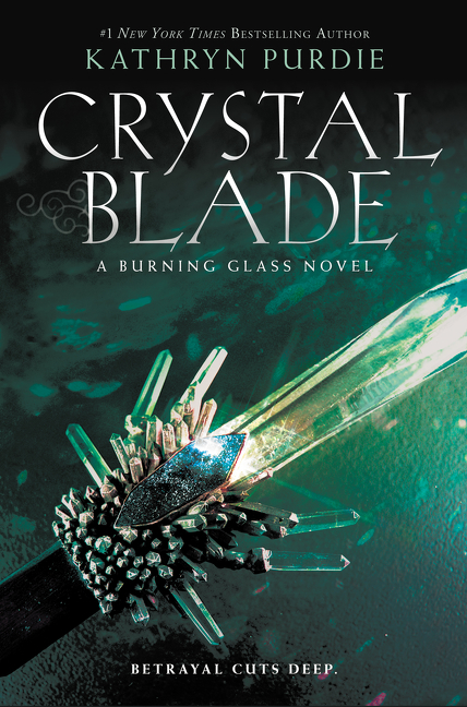 Crystal Blade [electronic resource]