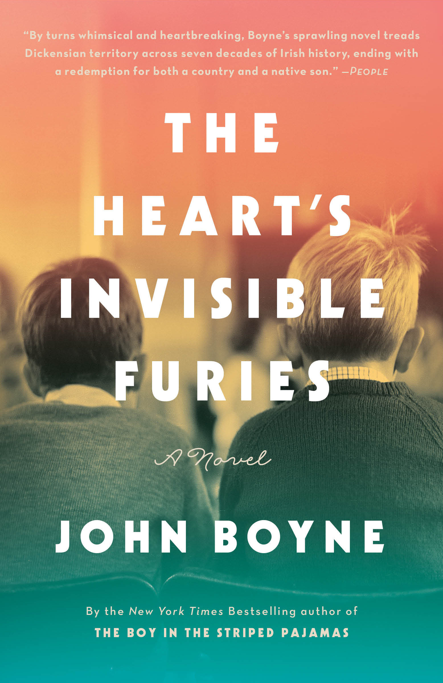 The Heart's Invisible Furies A Novel