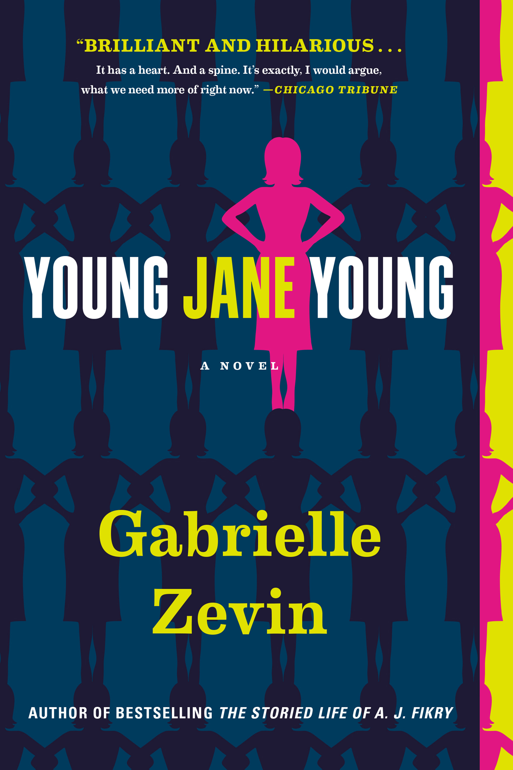 Young Jane Young A Novel