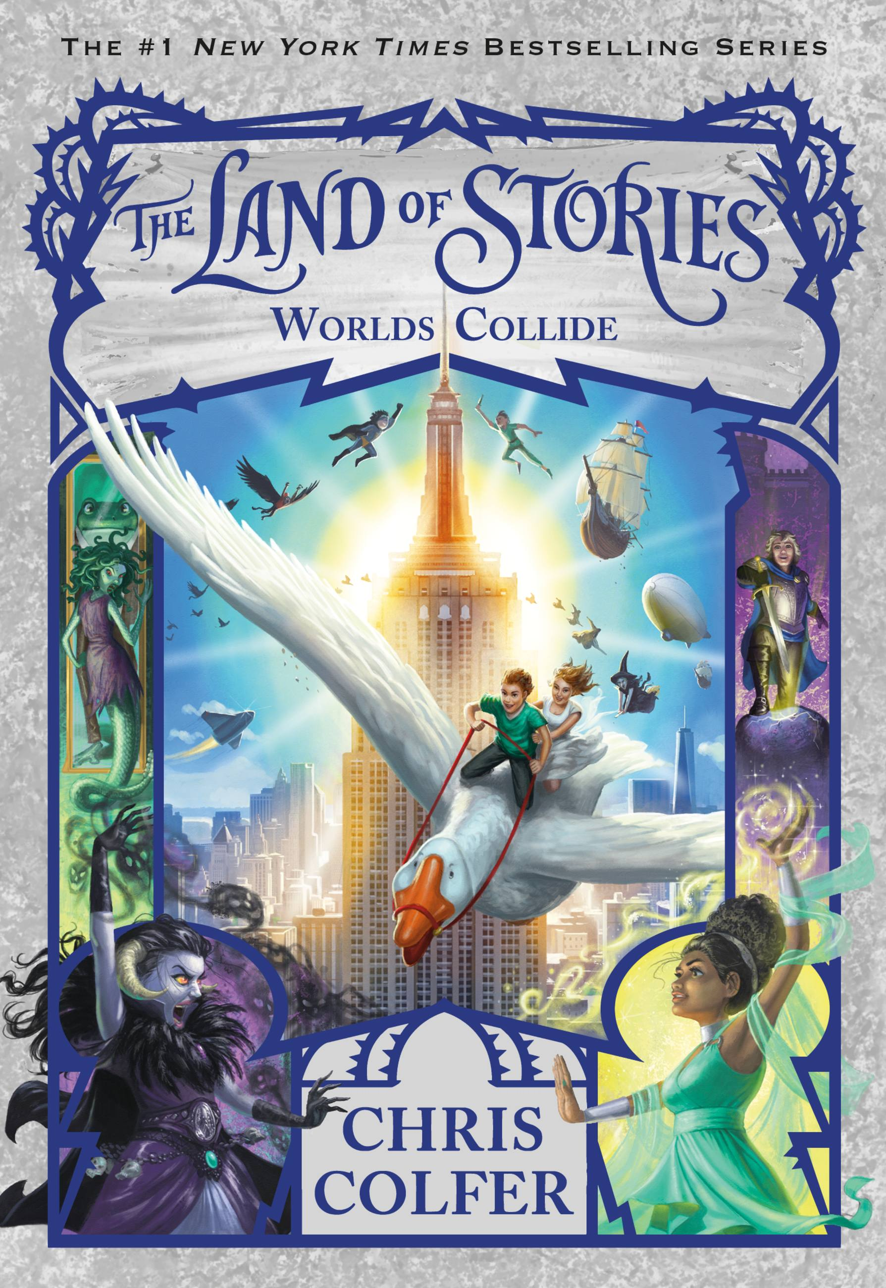 The Land of Stories: Worlds Collide [electronic resource]