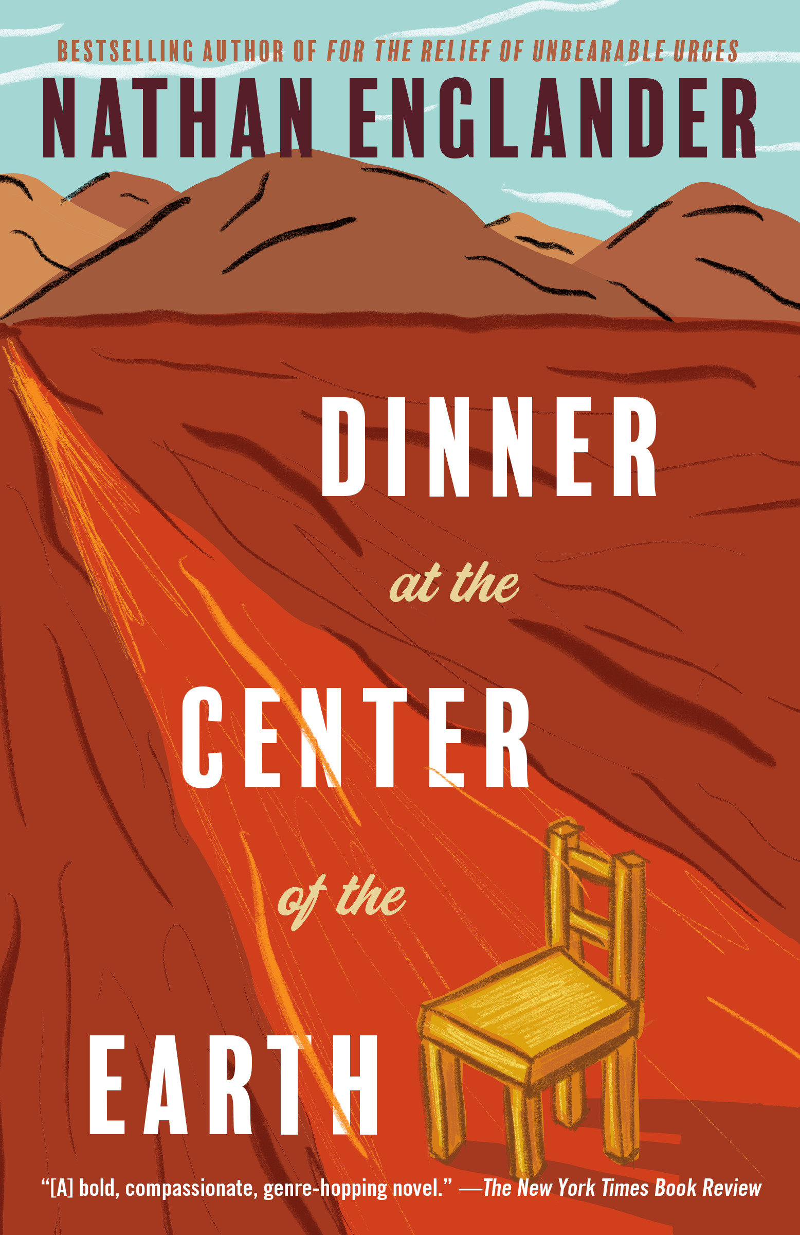 Dinner at the Center of the Earth [electronic resource] : A novel