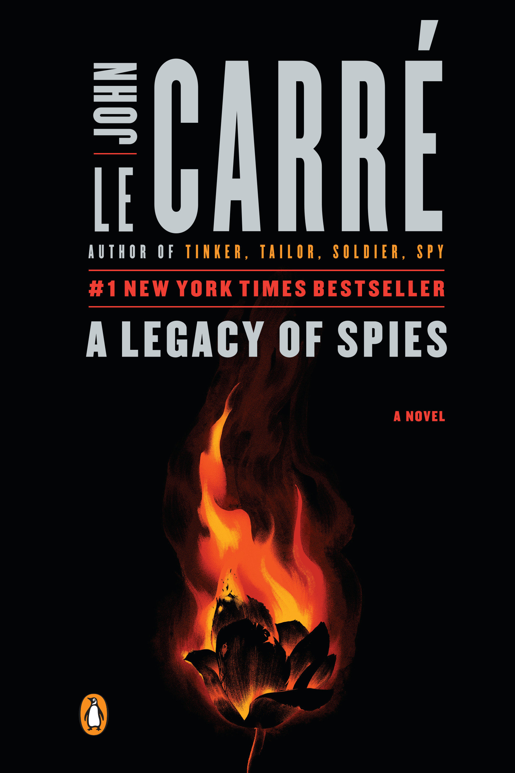 A Legacy of Spies A Novel
