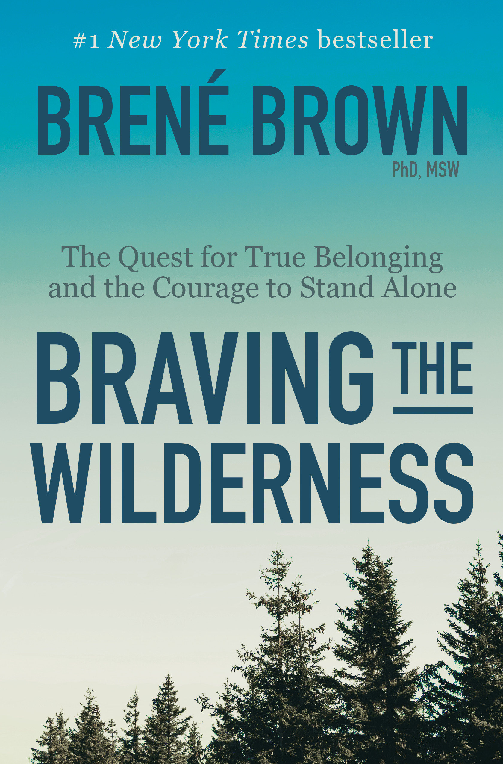 Braving the Wilderness The Quest for True Belonging and the Courage to Stand Alone