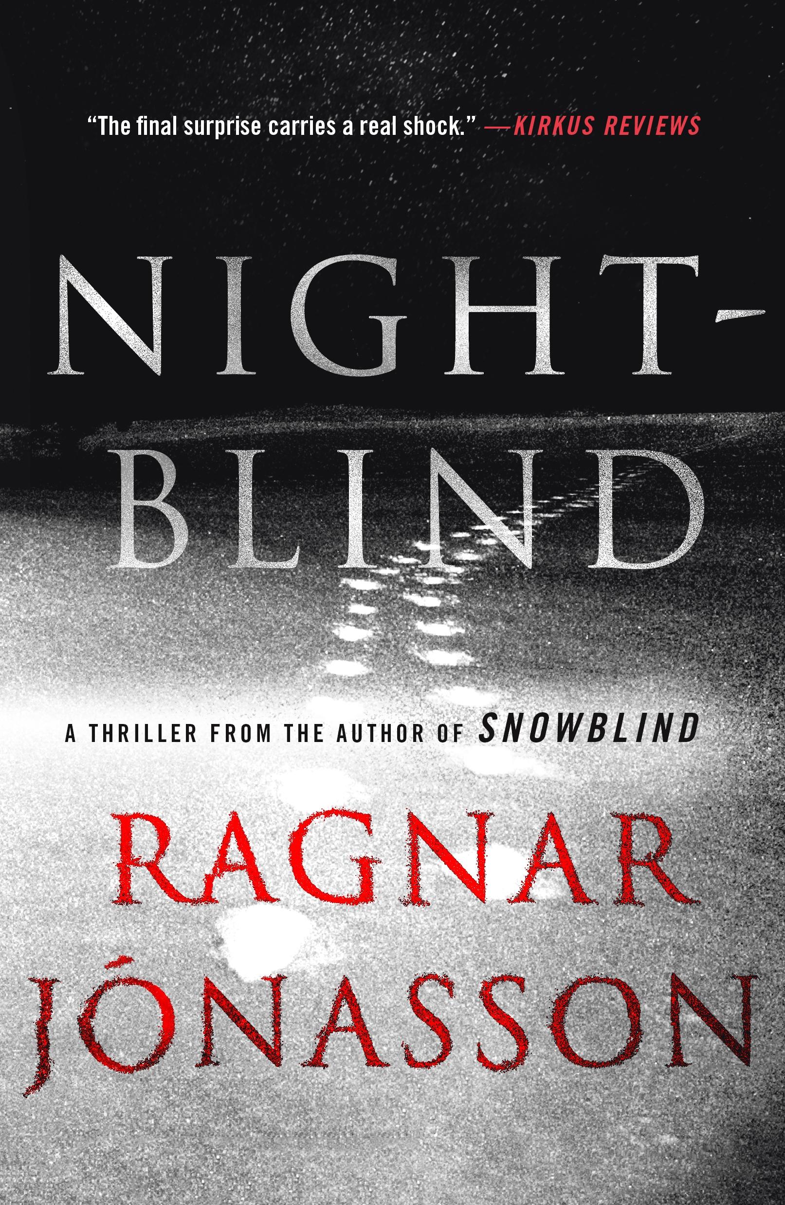 Nightblind A Thriller