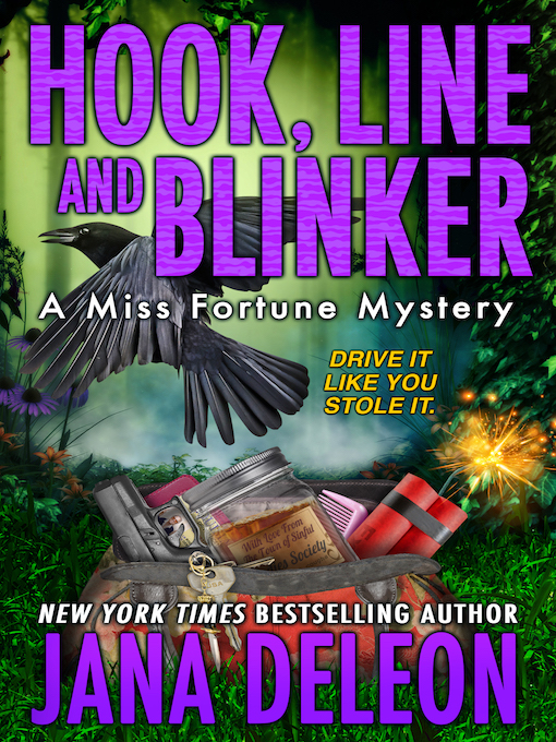 Hook, Line and Blinker A Miss Fortune Mystery
