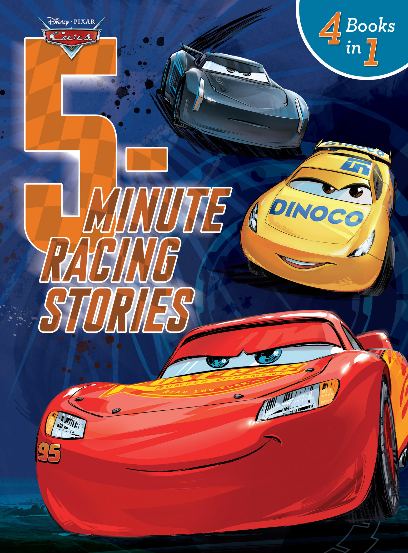 5-Minute Racing Stories 4 Stories in 1