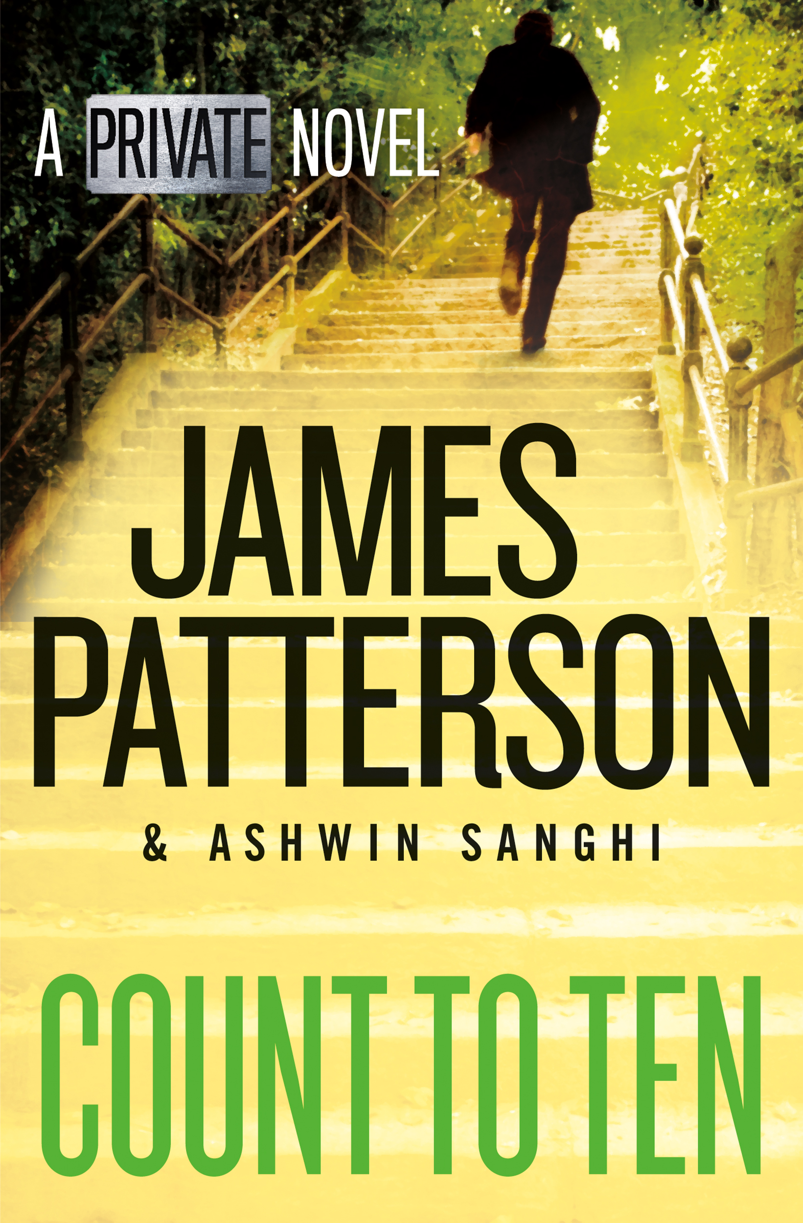 Count to Ten A Private Novel