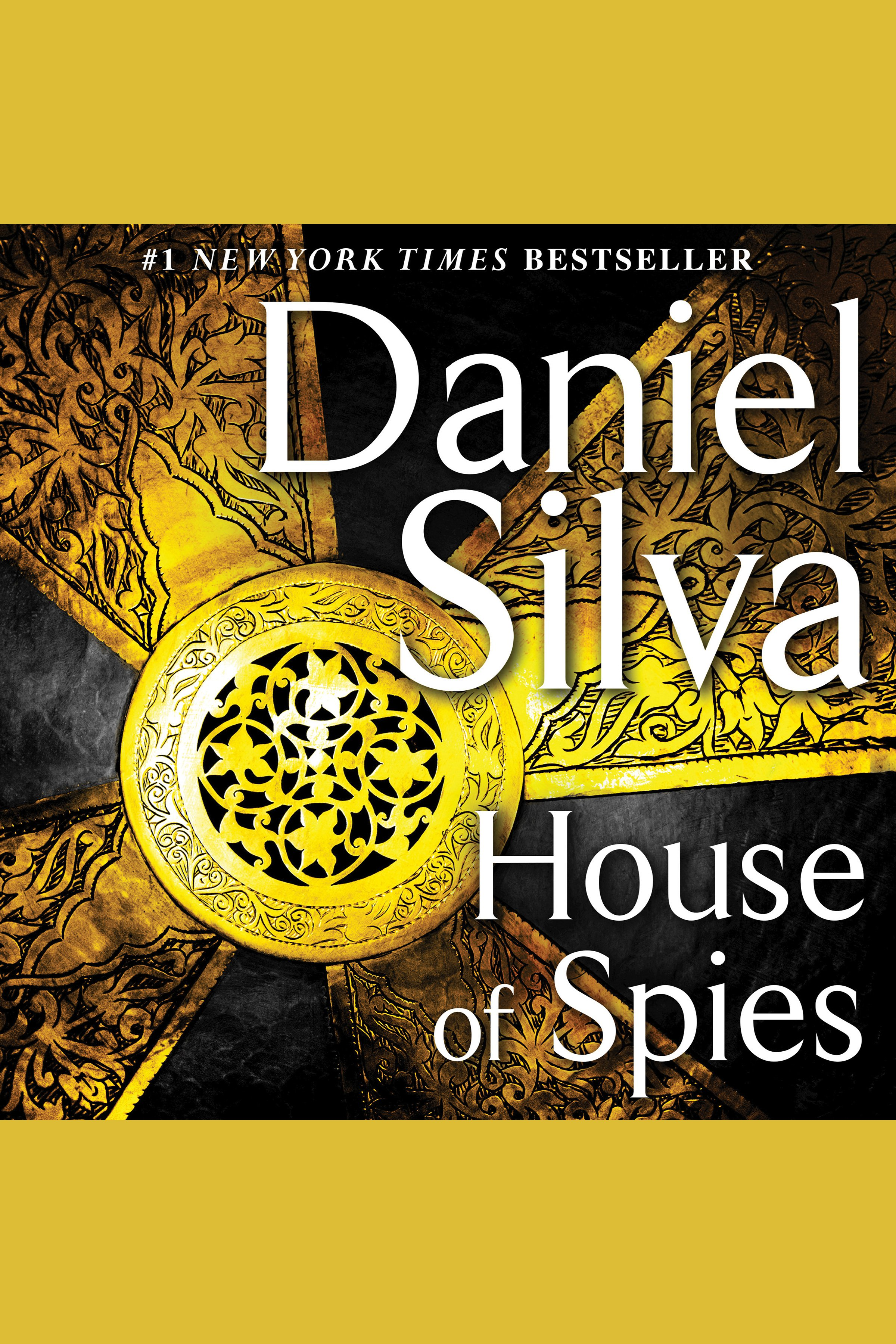 House of spies [AudioEbook]