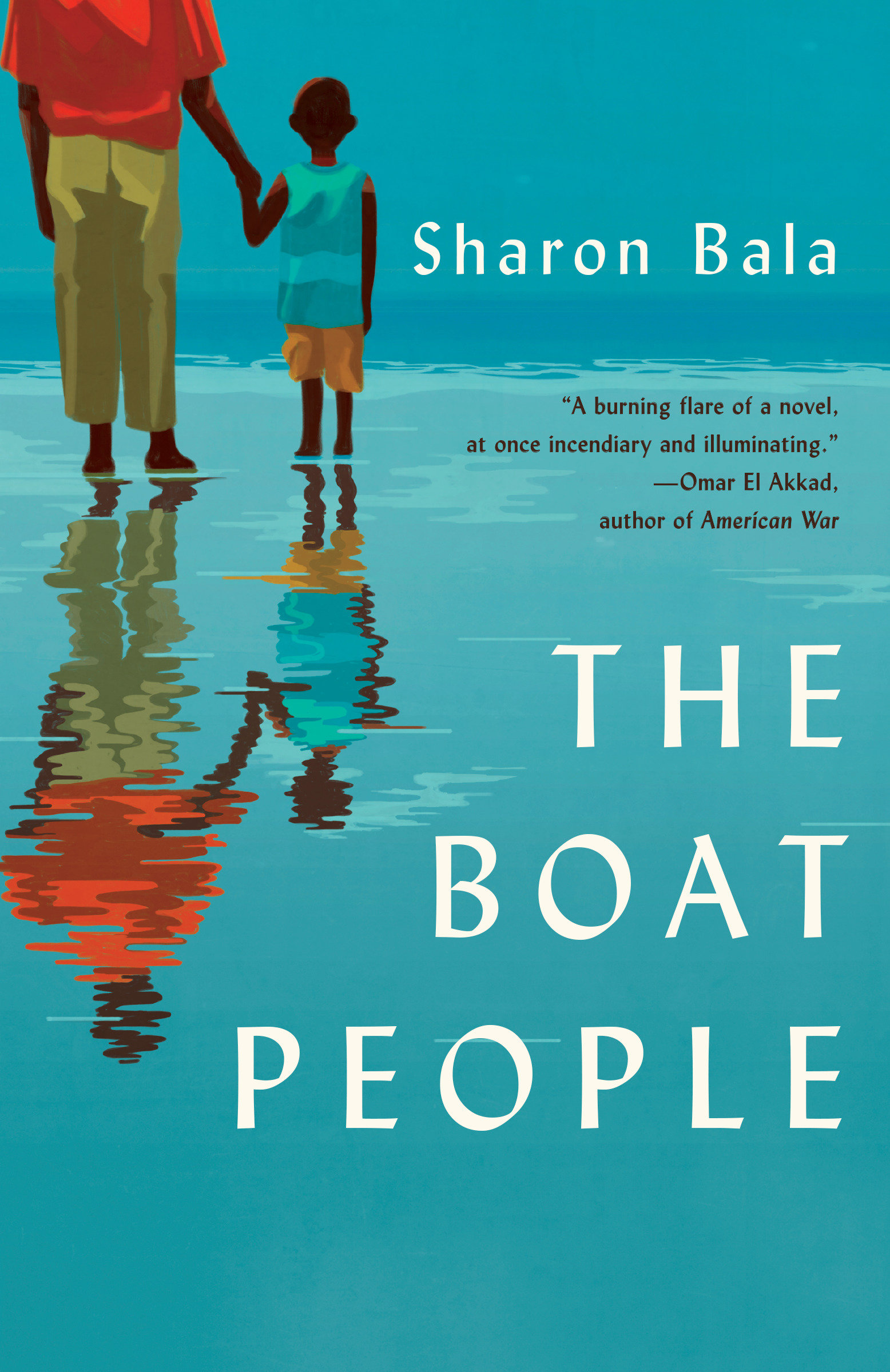 The boat people a novel