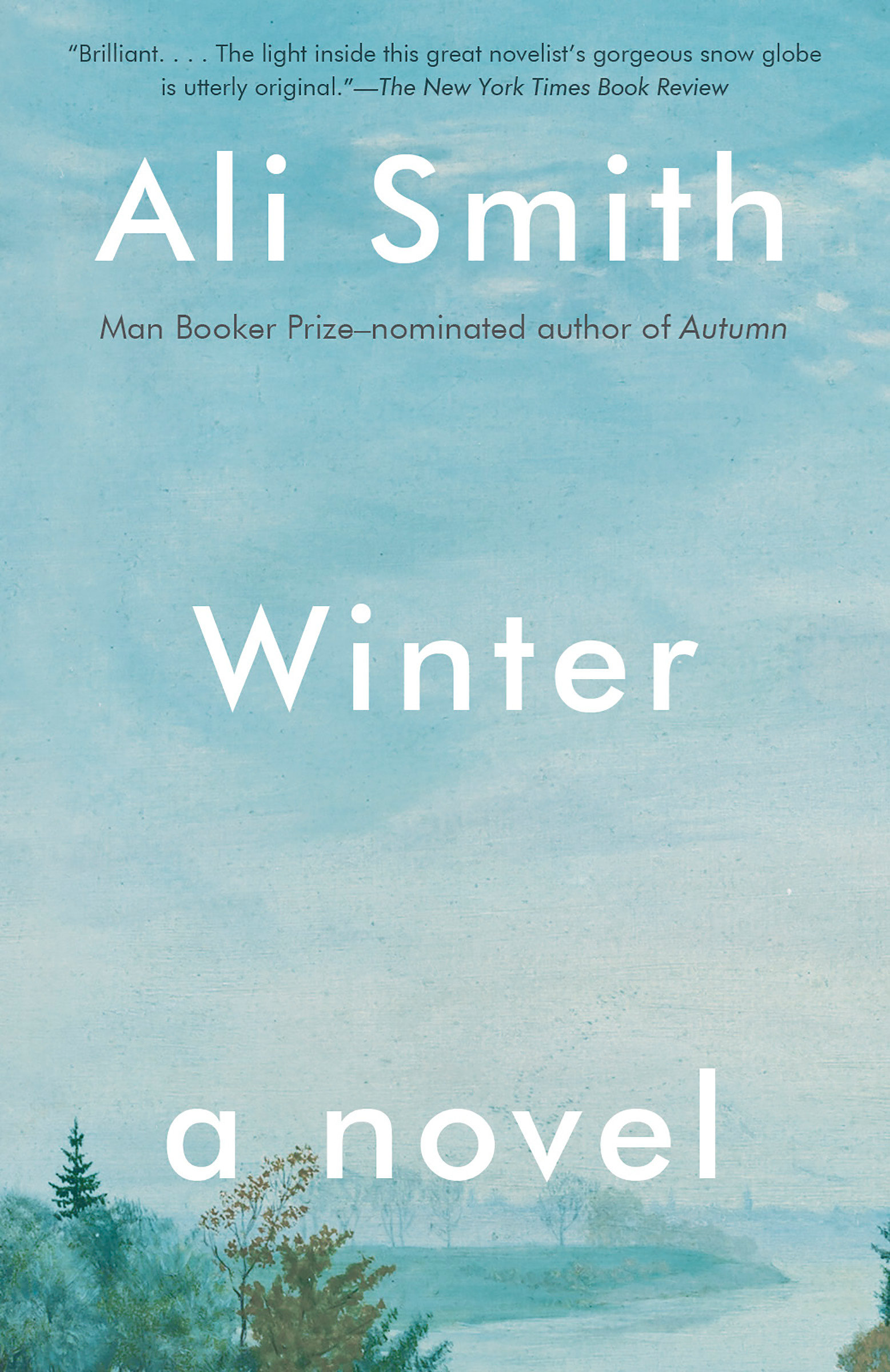 Winter A Novel