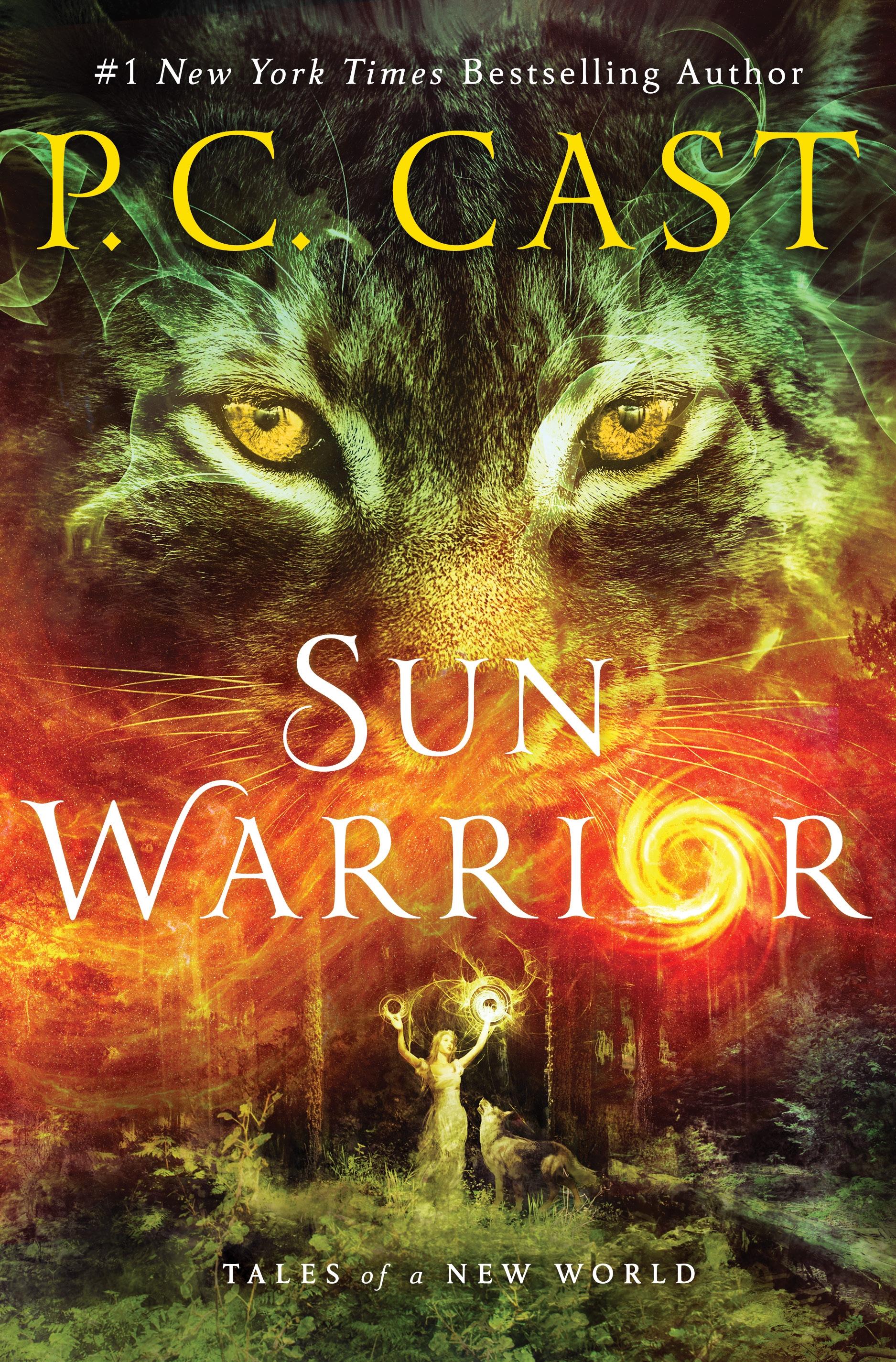 Sun Warrior Tales of a New World