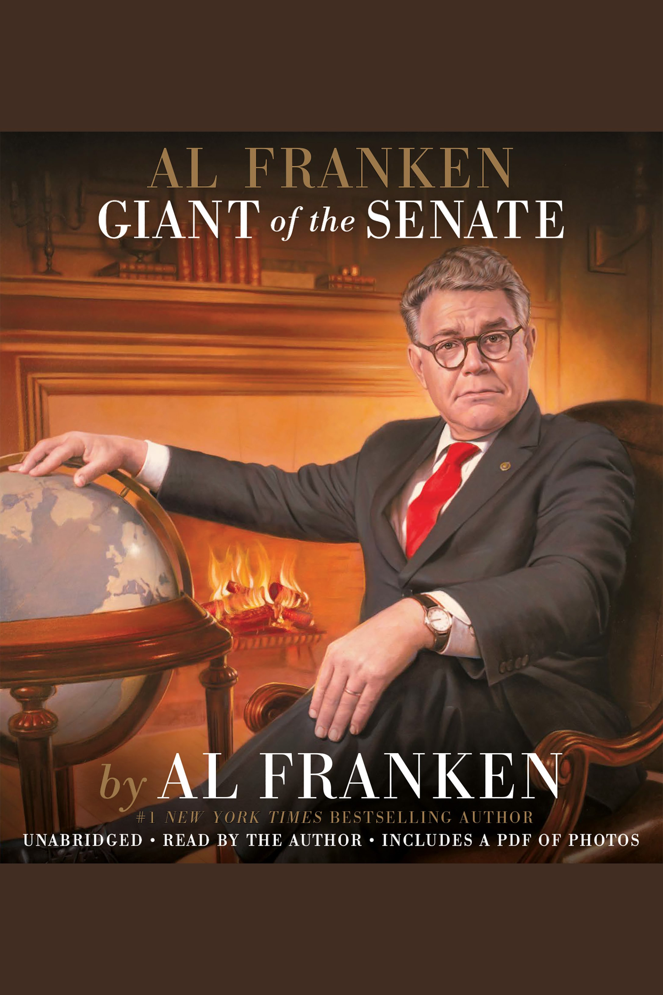 Al Franken, giant of the Senate [AudioEbook]