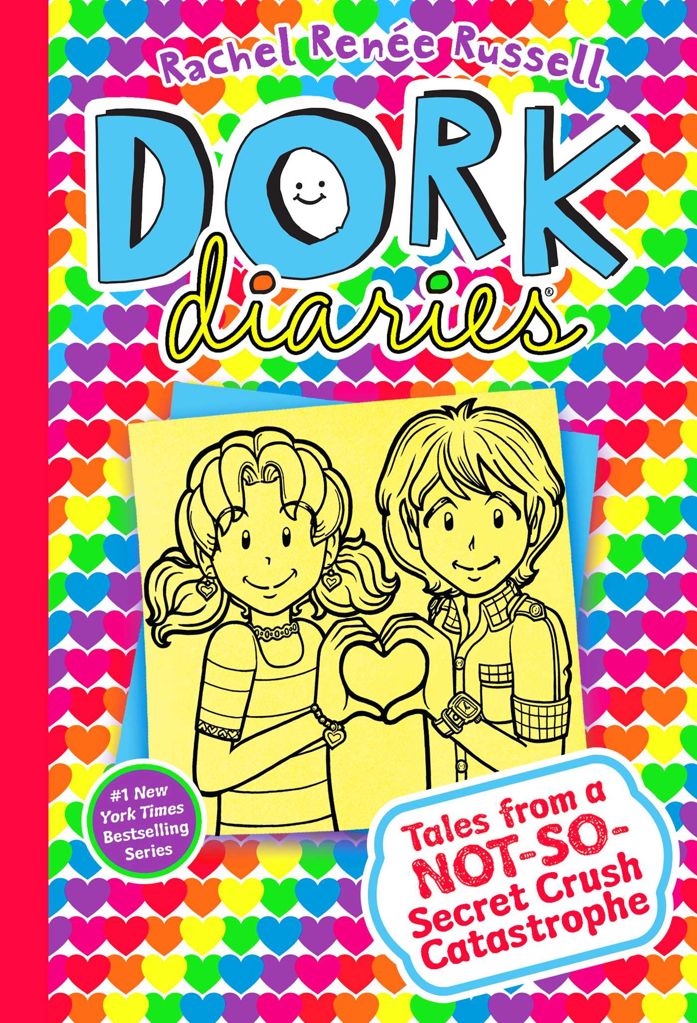 Dork Diaries 12 Tales from a Not-So-Secret Crush Catastrophe