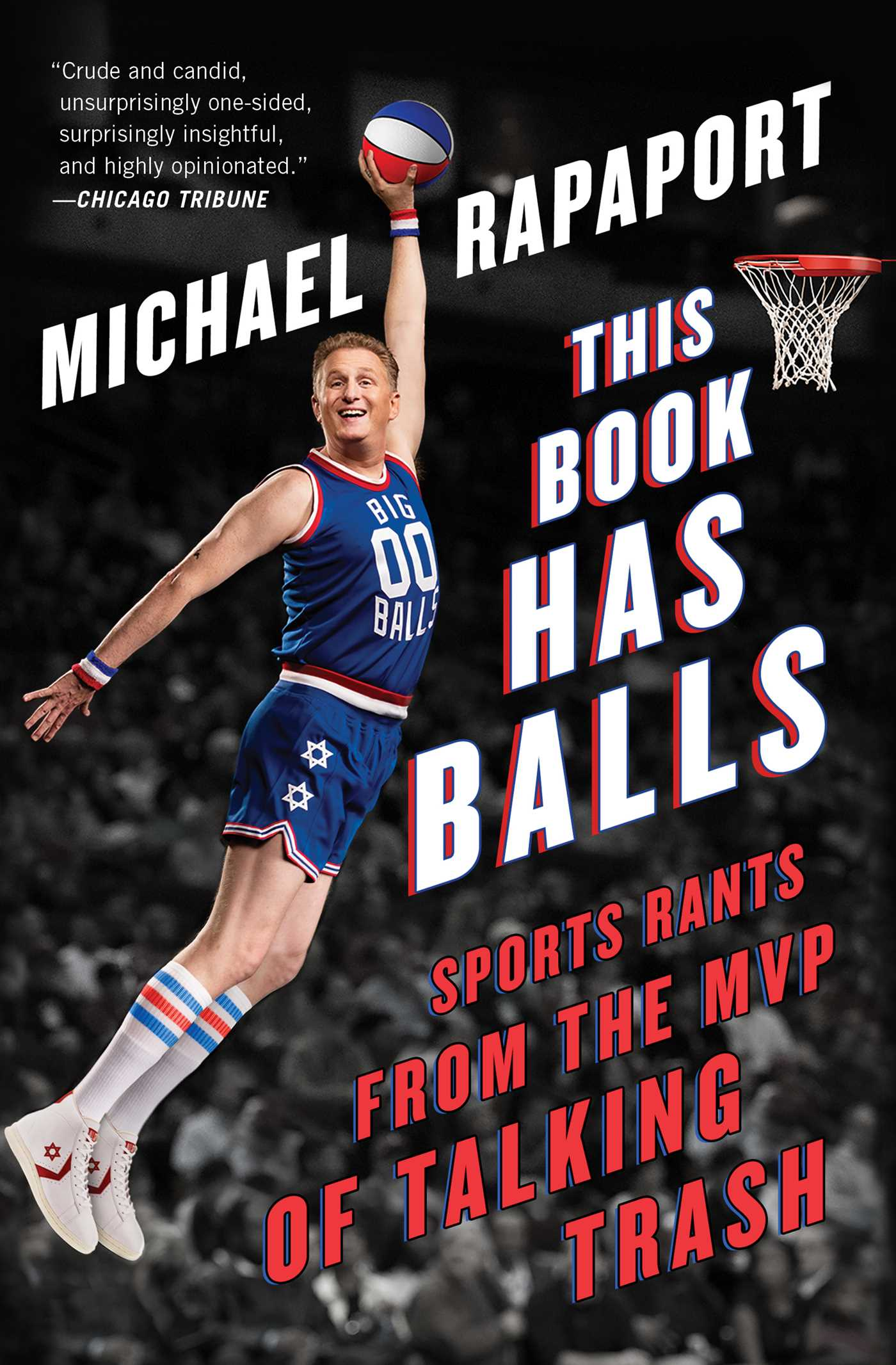 This Book Has Balls Sports Rants from the MVP of Talking Trash