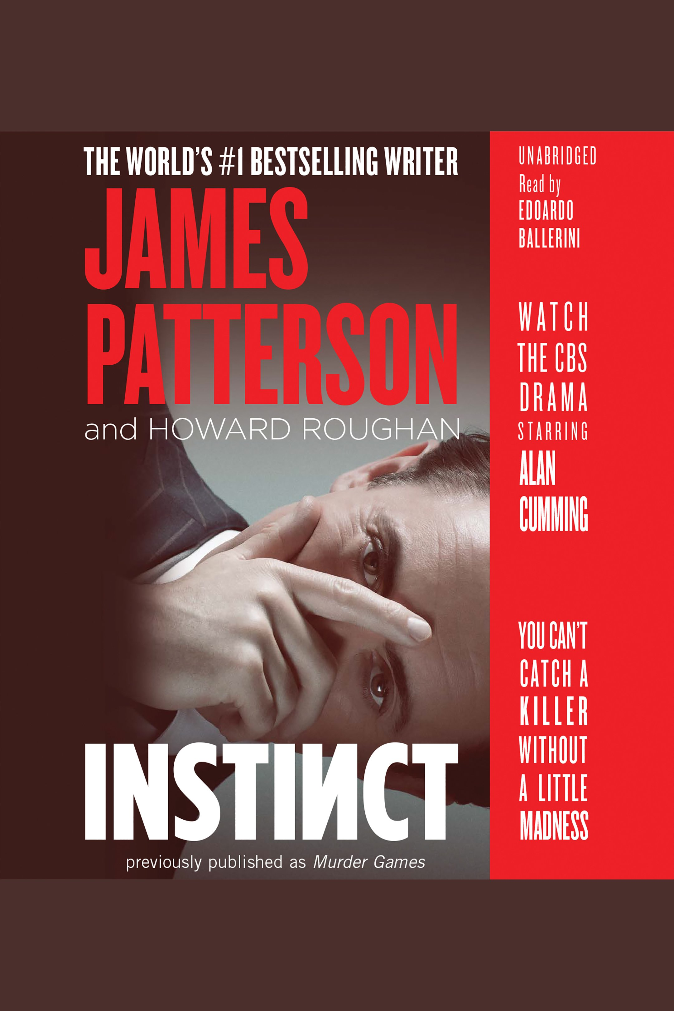 Murder games [AudioEbook] : a thriller