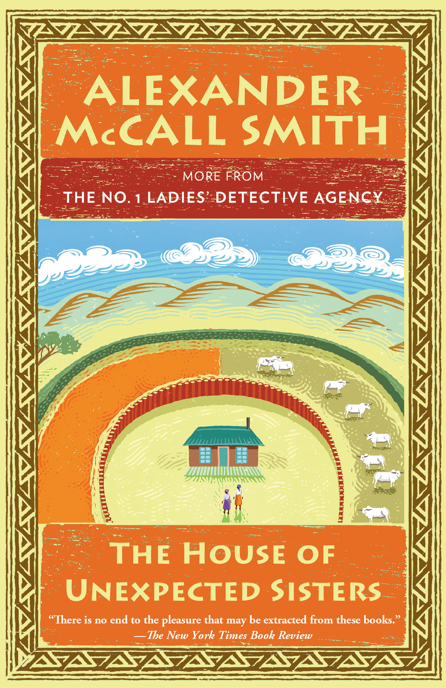 The House of Unexpected Sisters [EBOOK] No. 1 Ladies' Detective Agency (18)