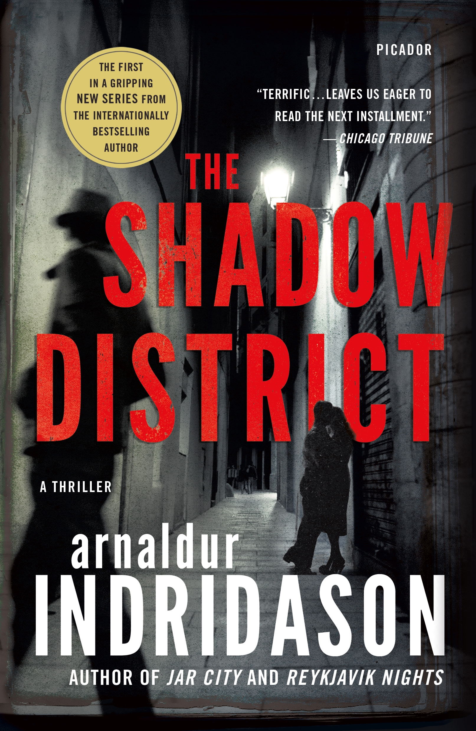 The Shadow District A Thriller