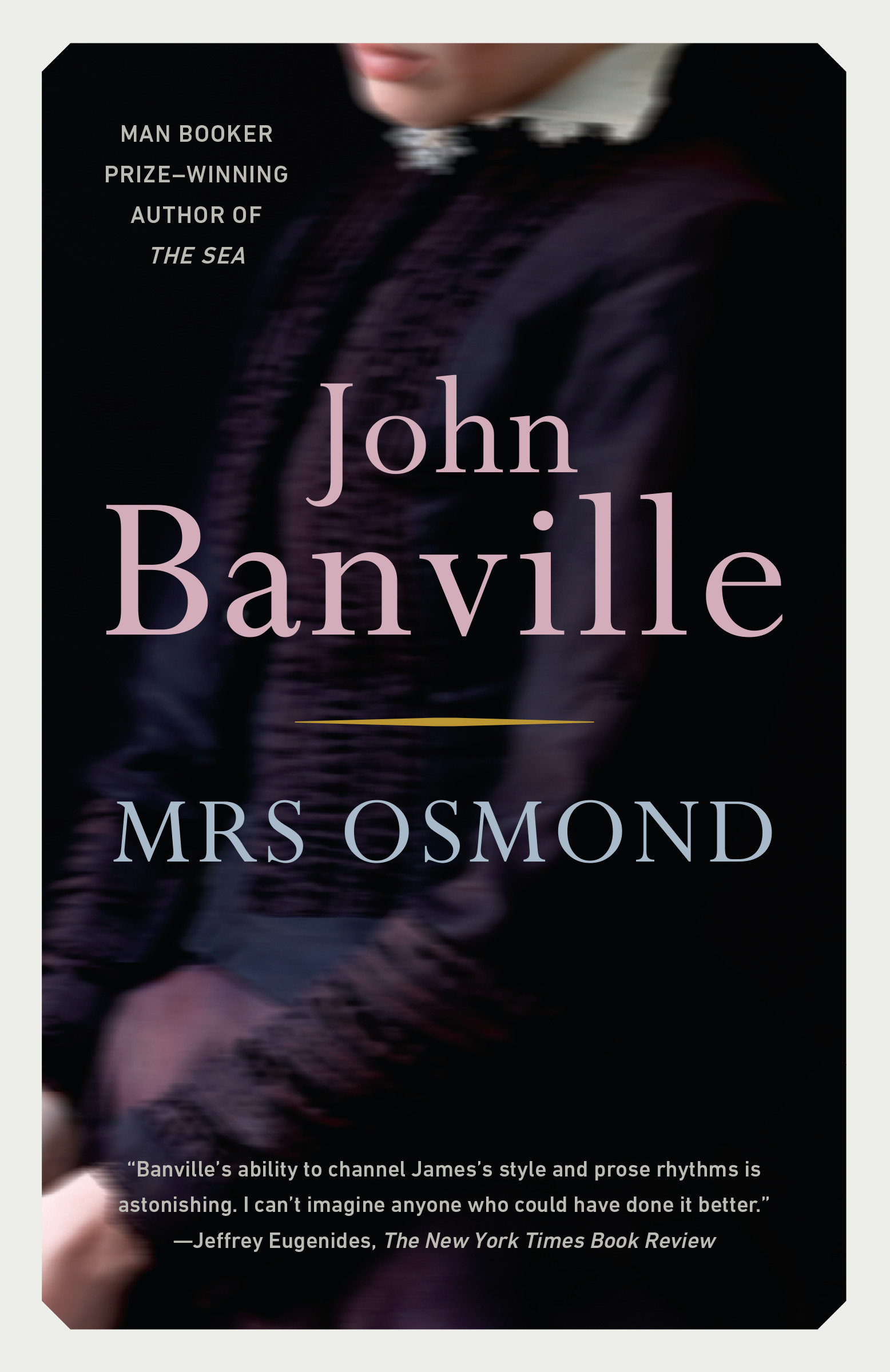 Mrs. Osmond A novel