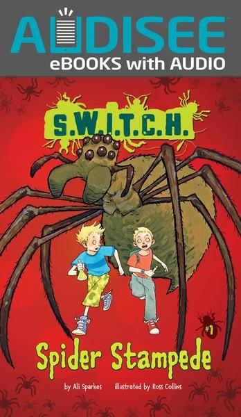 #01 Spider Stampede