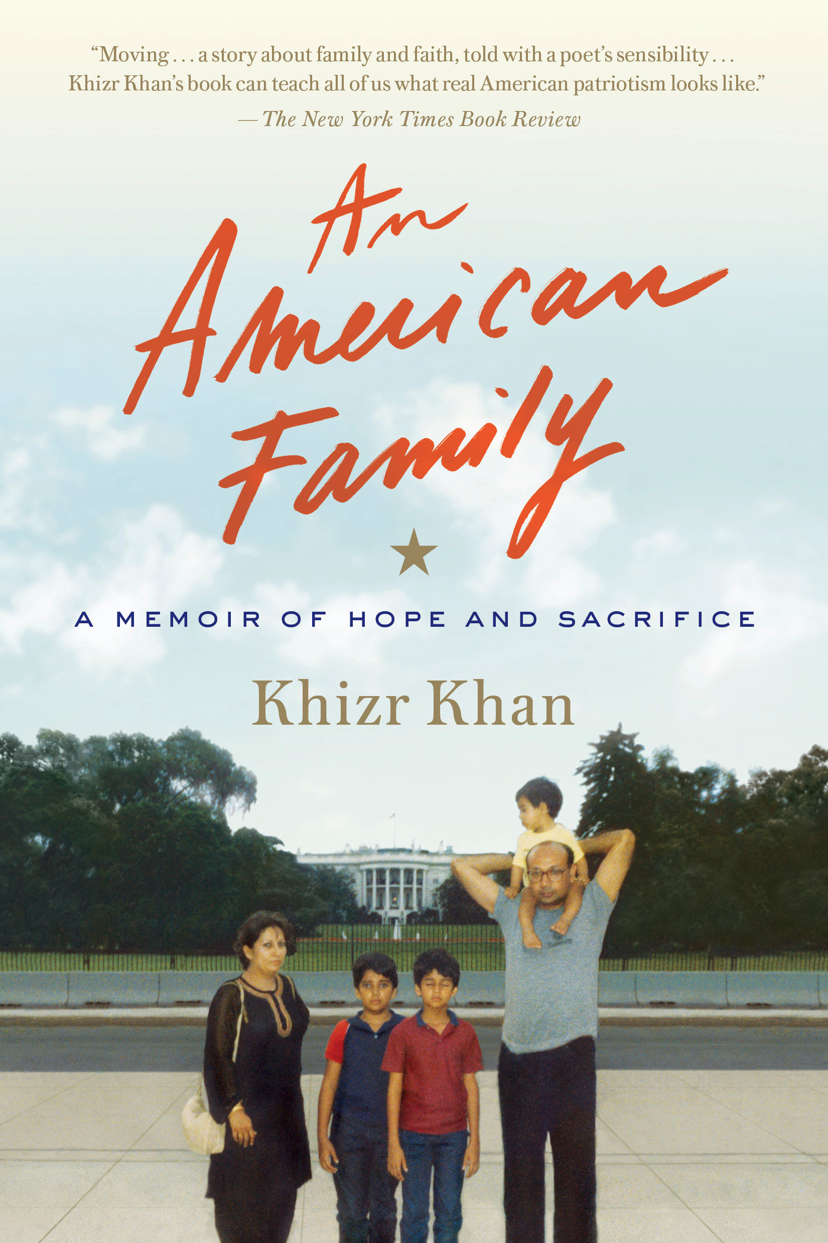 An American Family A Memoir of Hope and Sacrifice