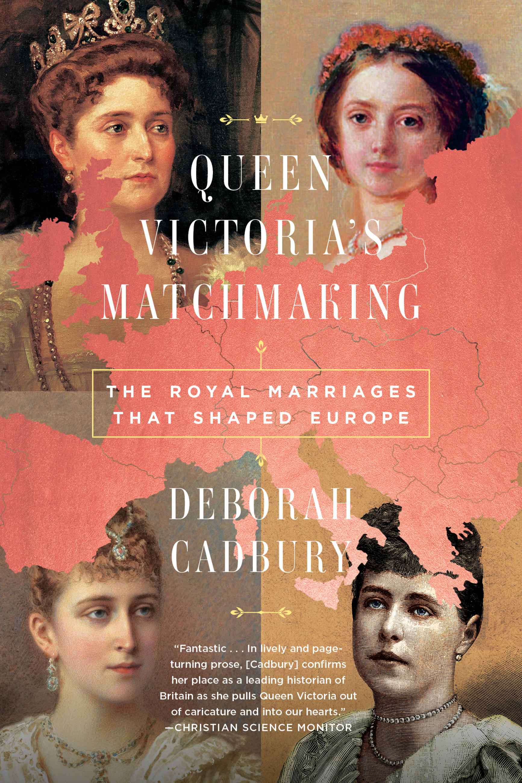 Queen Victoria's Matchmaking The Royal Marriages that Shaped Europe