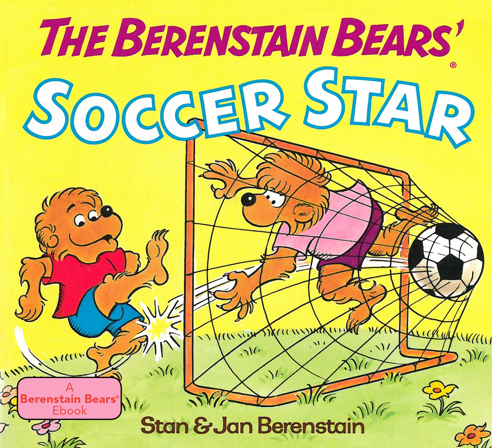 The Berenstain Bears' Soccer Star