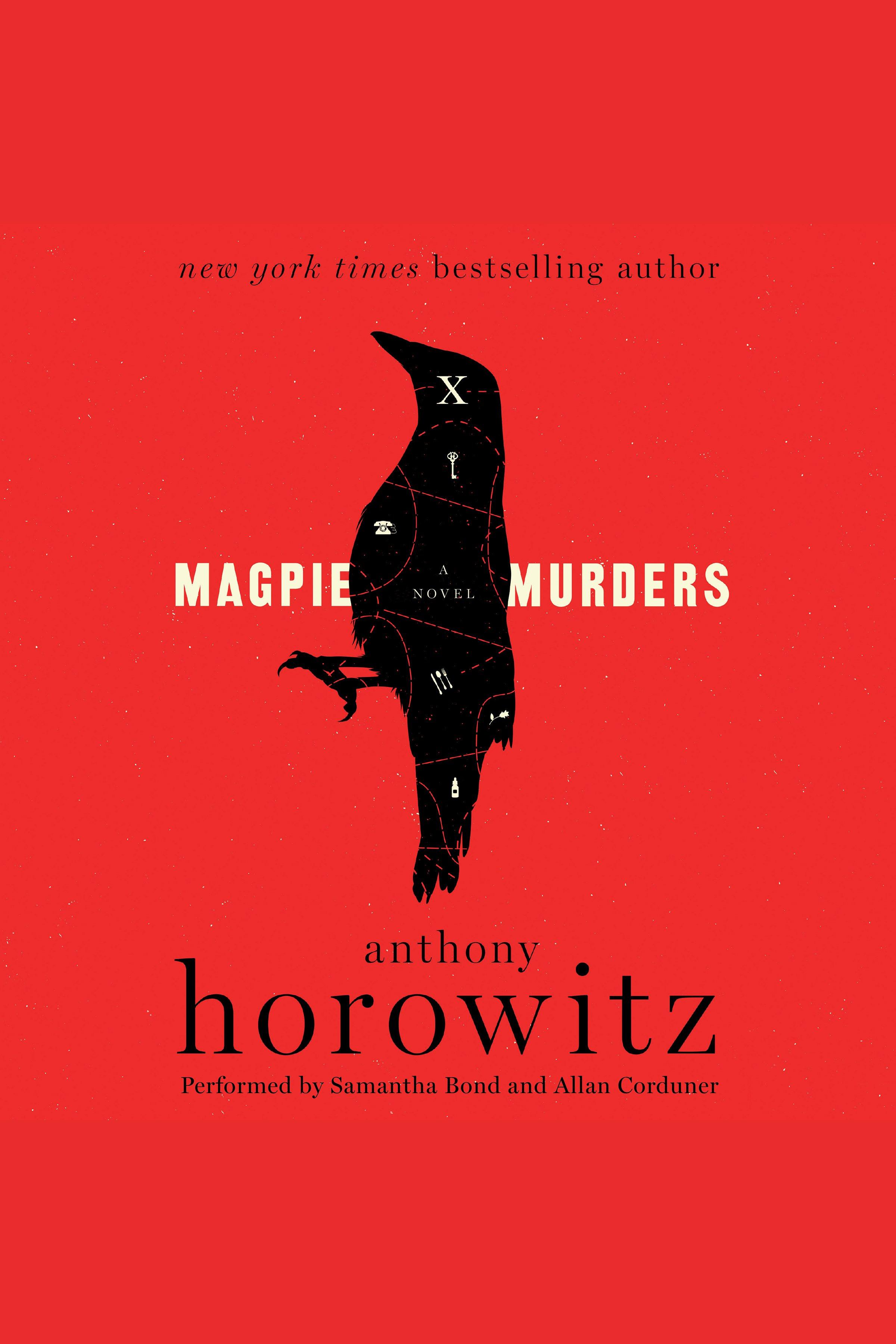 Magpie murders [AudioEbook]
