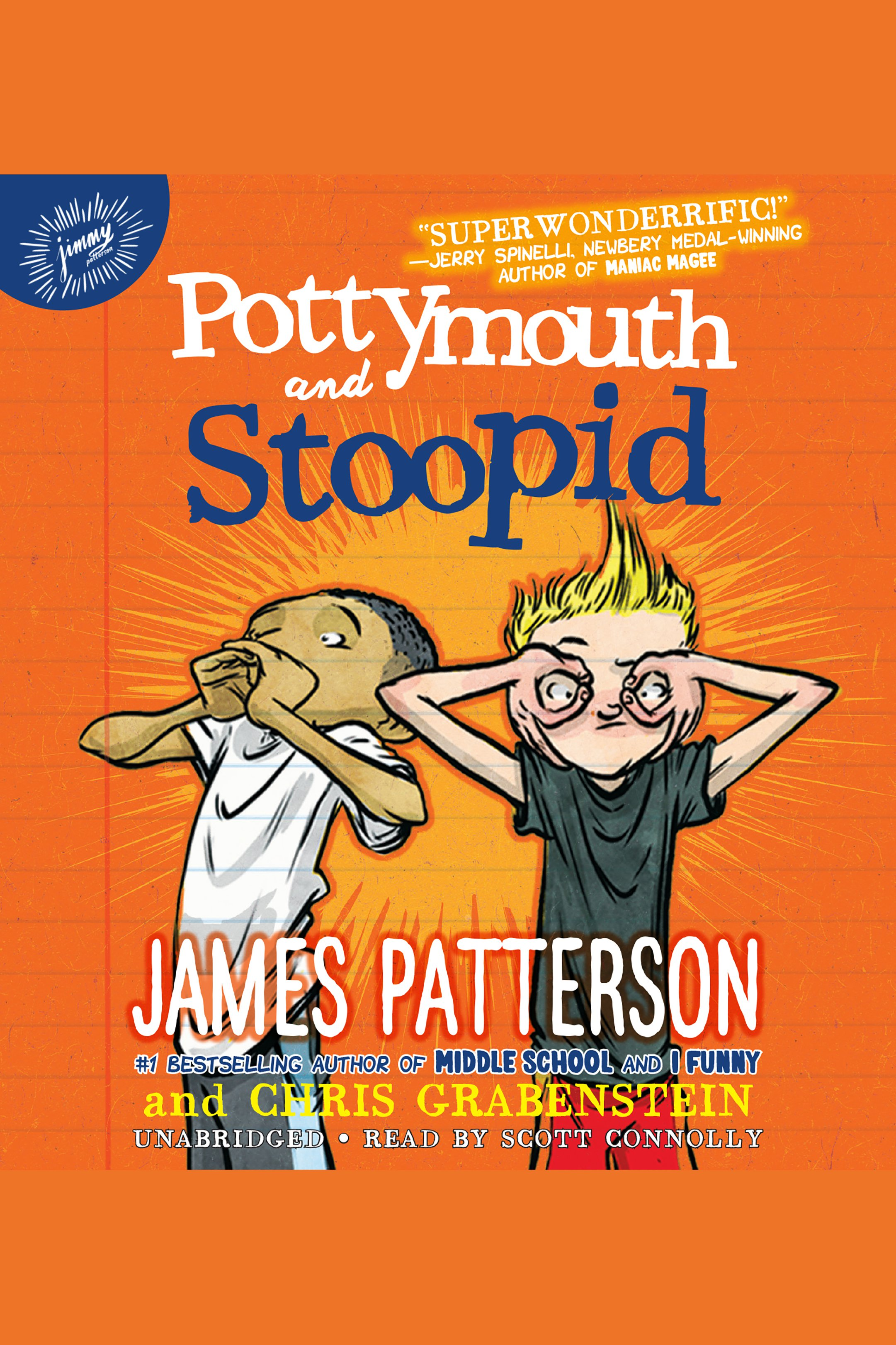 Pottymouth and Stoopid [AudioEbook]