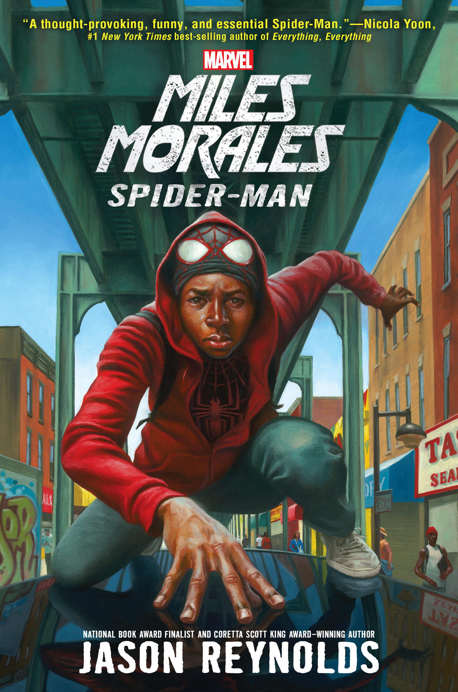 Miles Morales [electronic resource] : Spider-Man