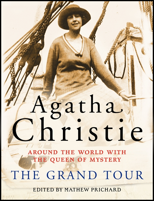The Grand Tour Around the World with the Queen of Mystery
