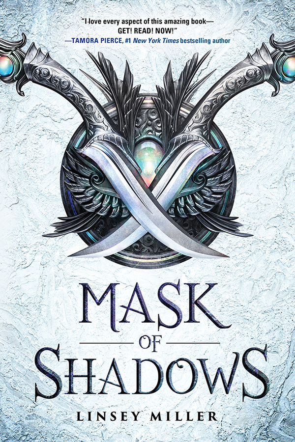 Mask of Shadows [electronic resource]