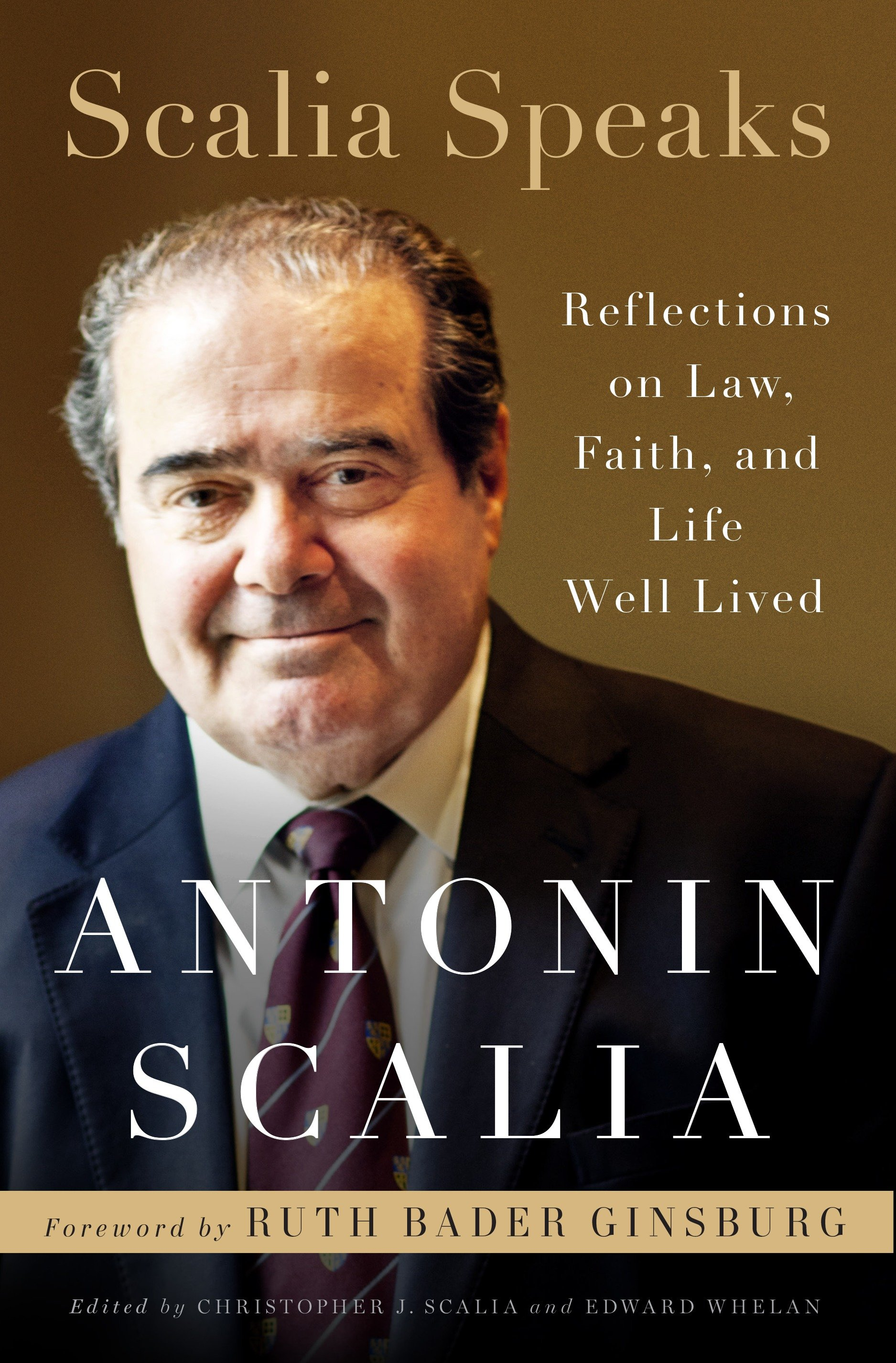 Scalia Speaks Reflections on Law, Faith, and Life Well Lived