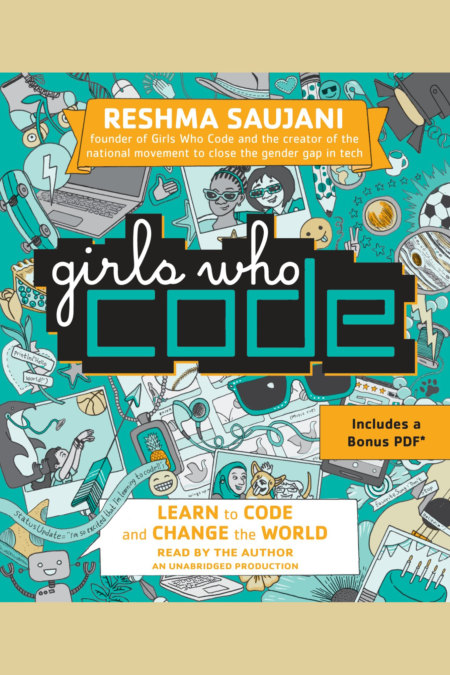 Girls Who Code Learn to Code and Change the World