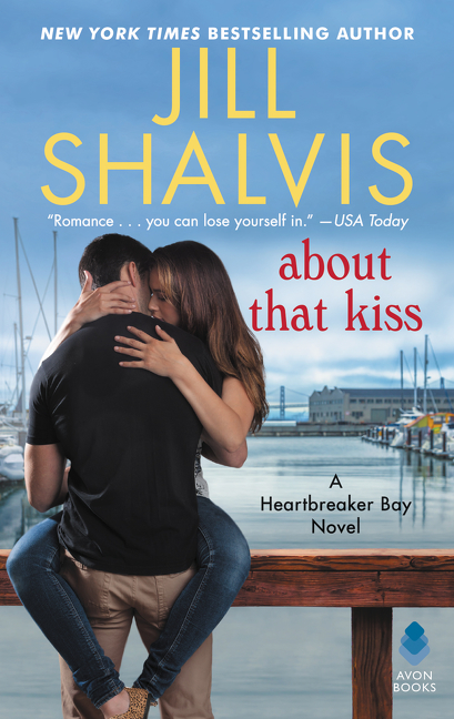 About That Kiss A Heartbreaker Bay Novel
