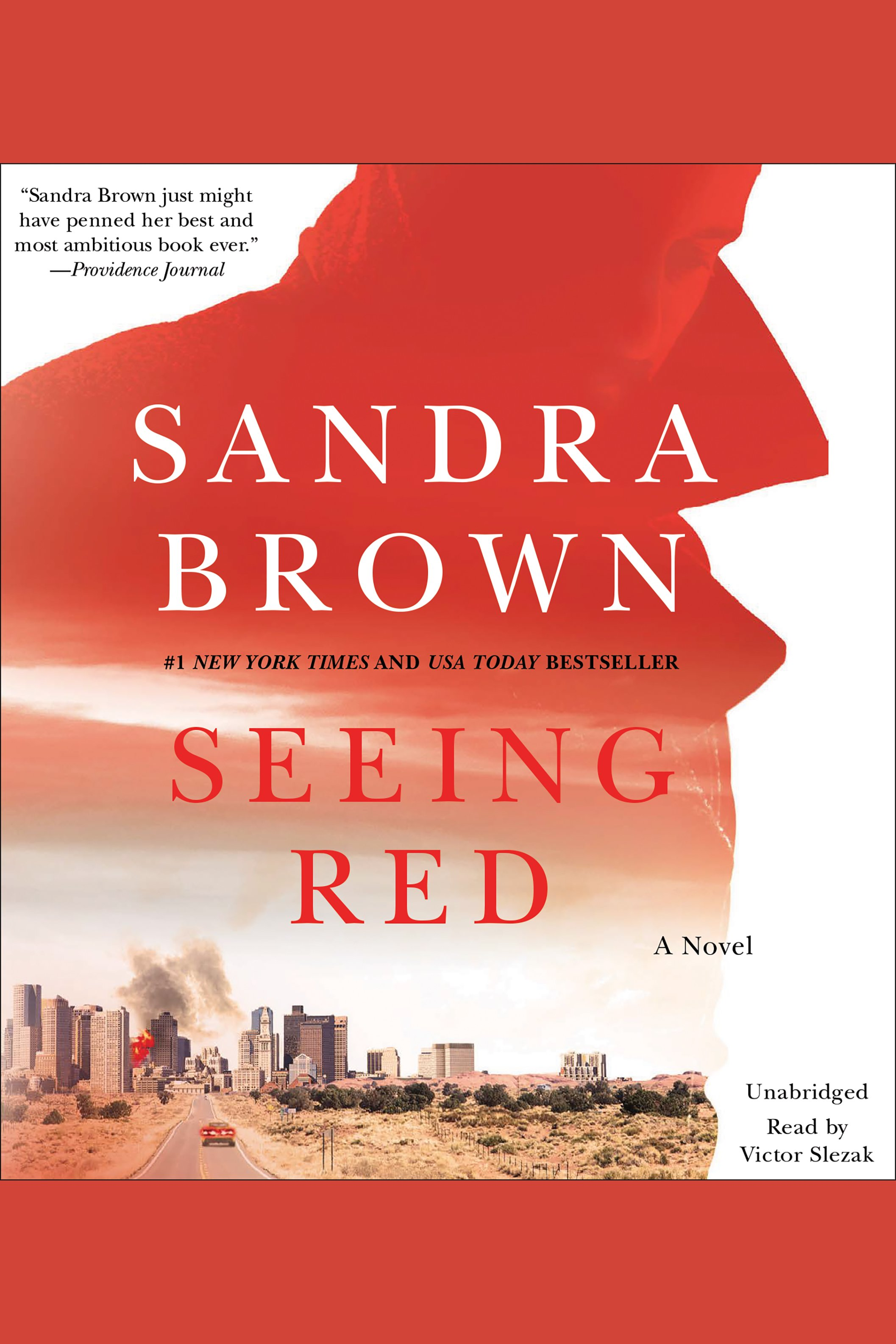 Seeing Red [AUDIOBOOK]