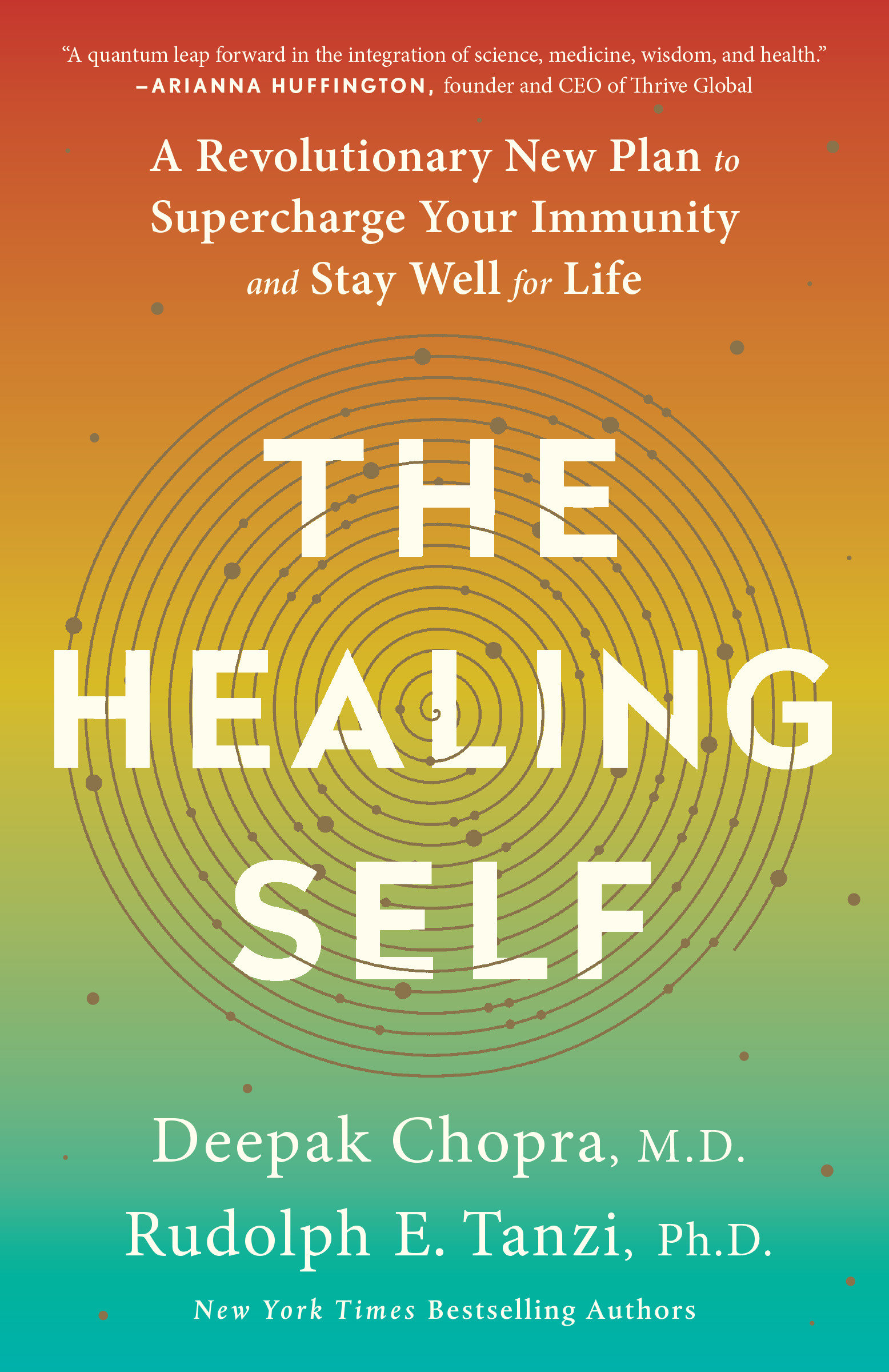Cover image for The Healing Self [electronic resource] : A Revolutionary New Plan to Supercharge Your Immunity and Stay Well for Life