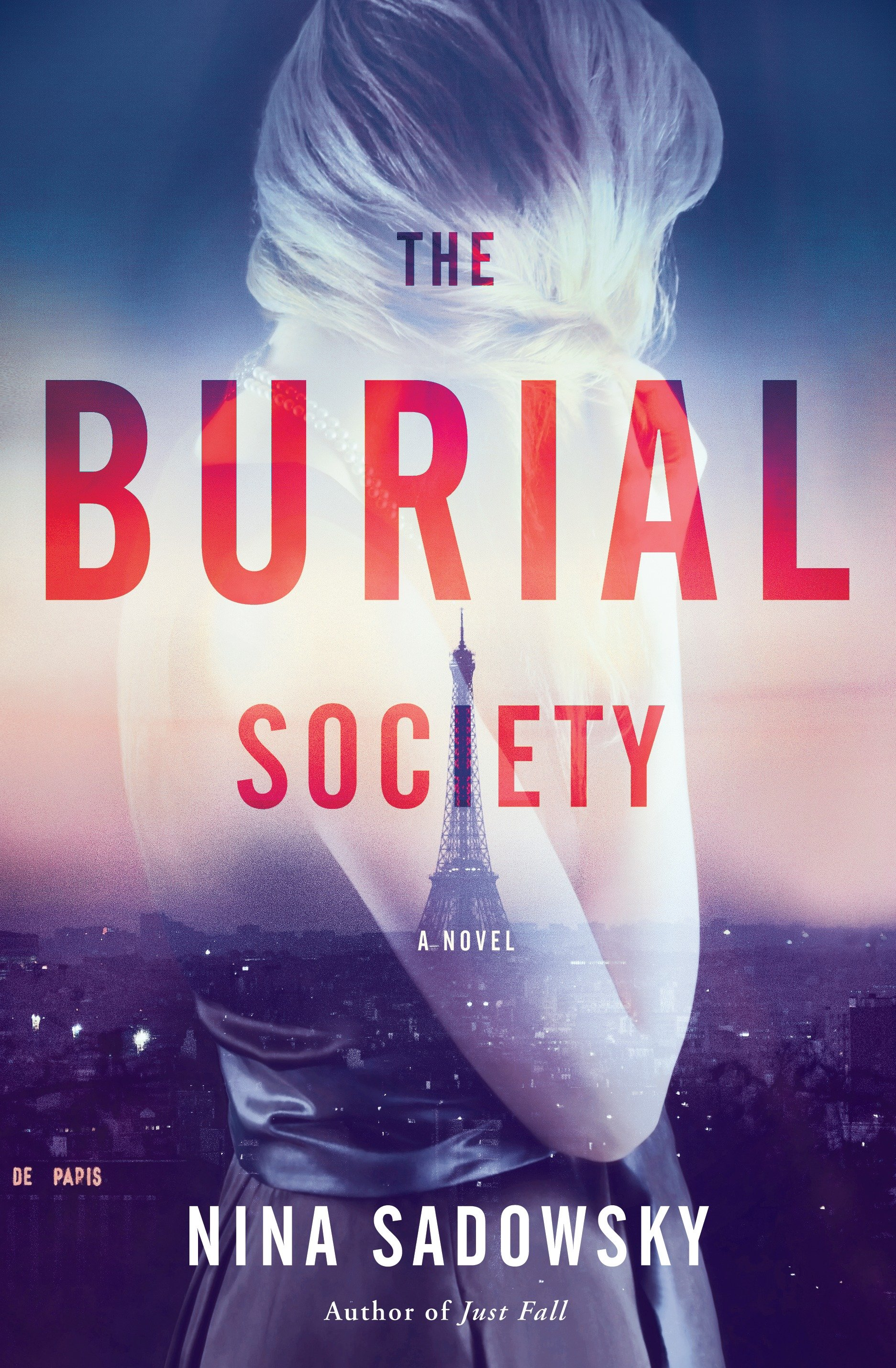 The Burial Society A Novel