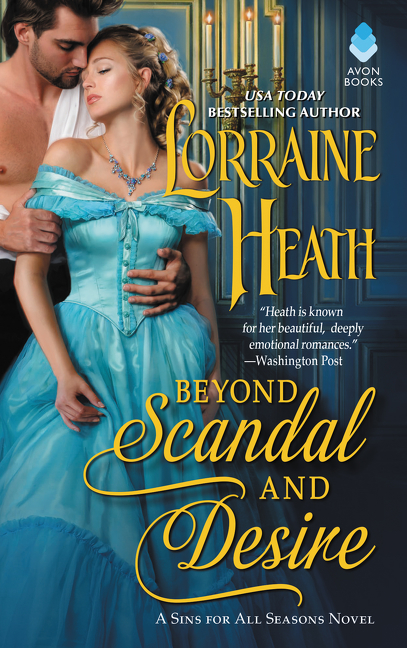 Beyond Scandal and Desire A Sins for All Seasons Novel