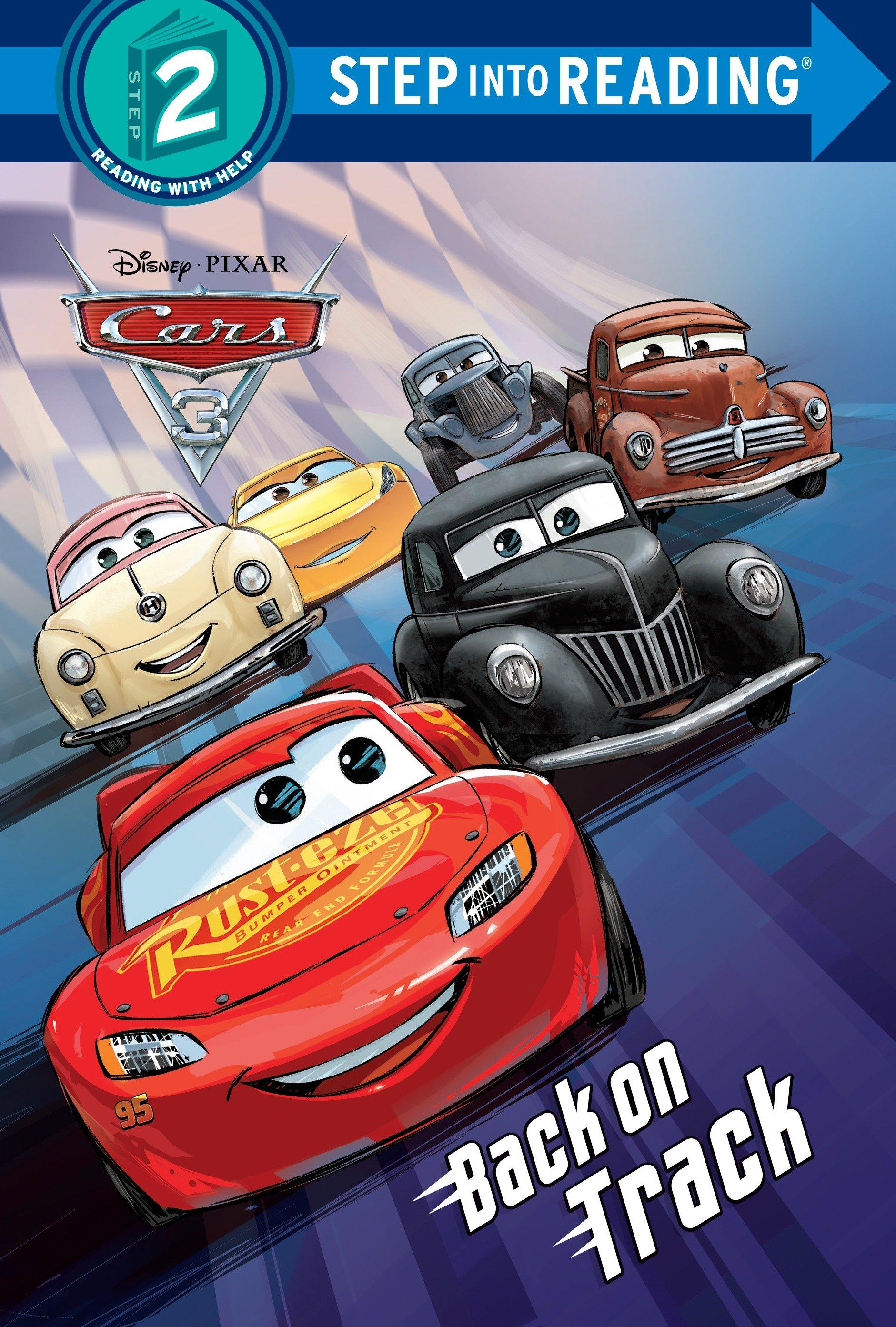 Back on Track (Disney/Pixar Cars 3)