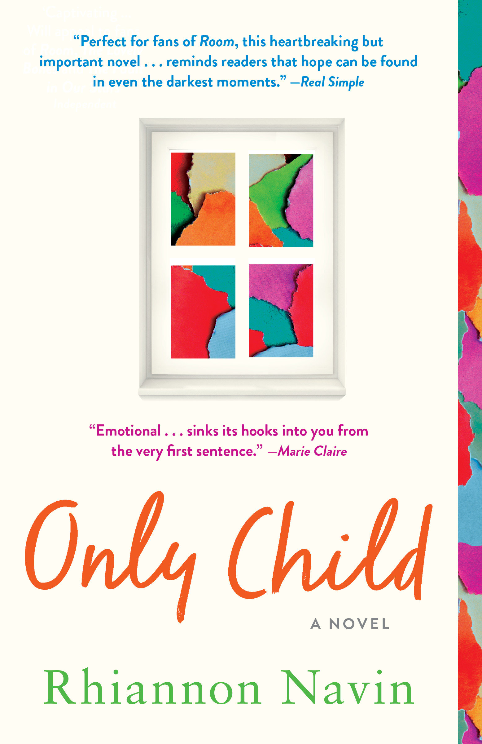 Only Child A novel