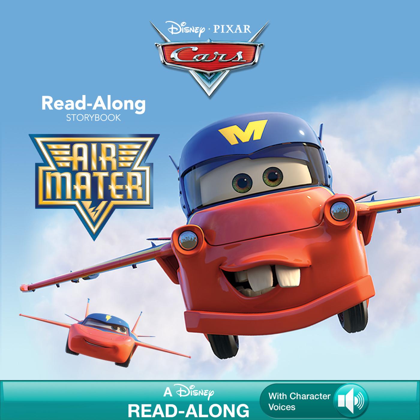 Air Mater Read-Along Storybook