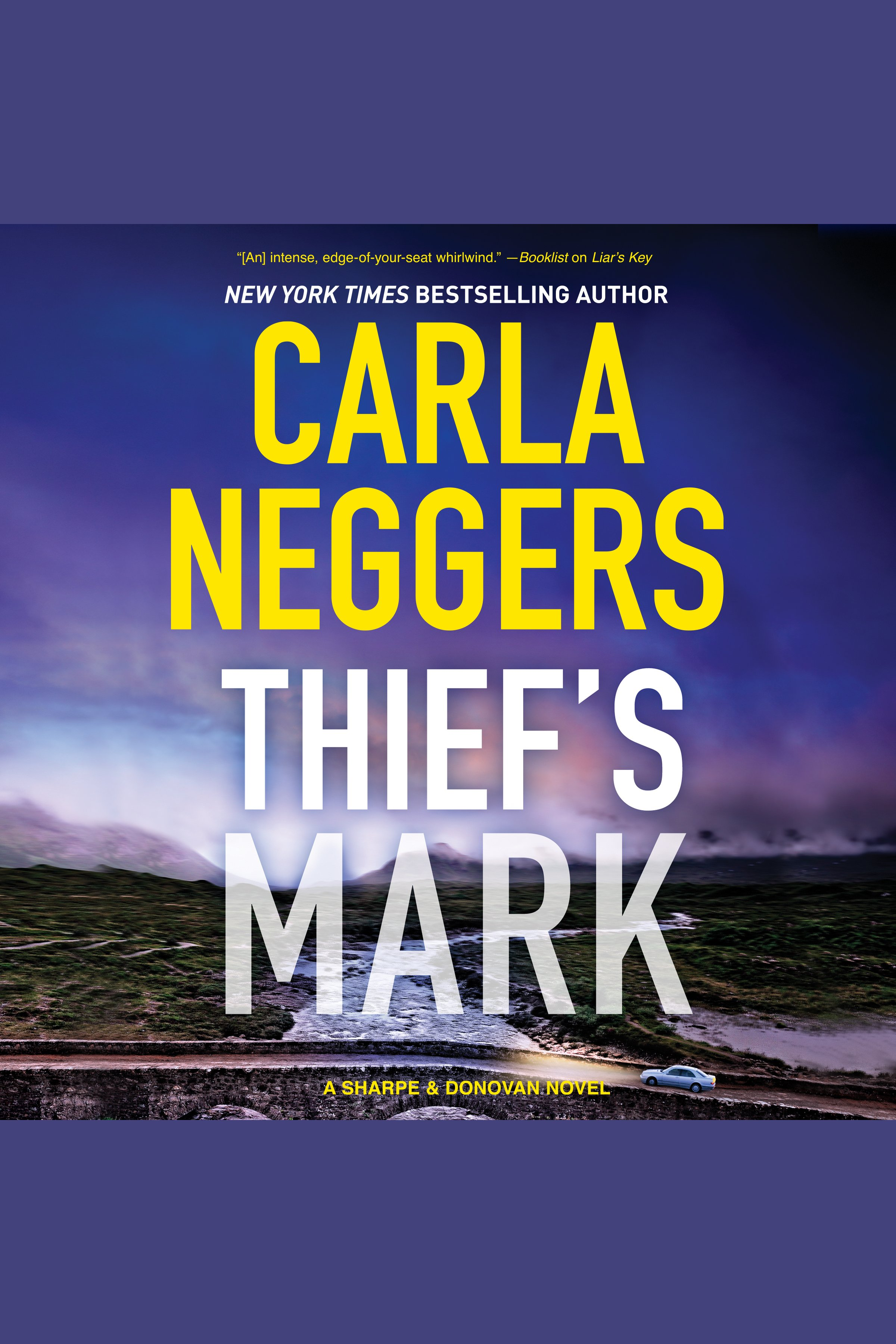 Thief's Mark (Sharpe & Donovan)