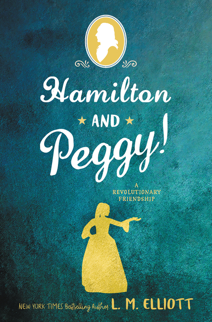 Cover image for Hamilton and Peggy! [electronic resource] : A Revolutionary Friendship