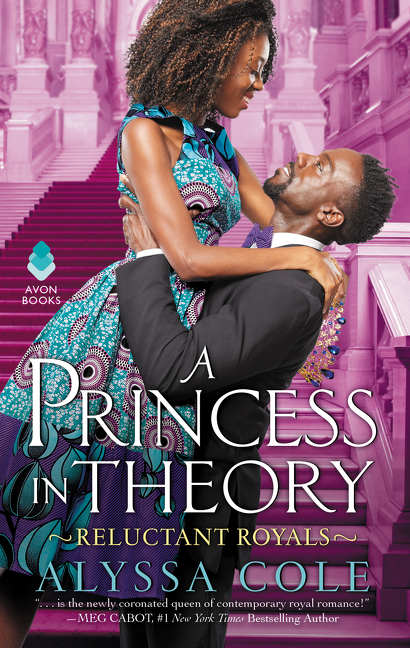A princess in theory : reluctant royals