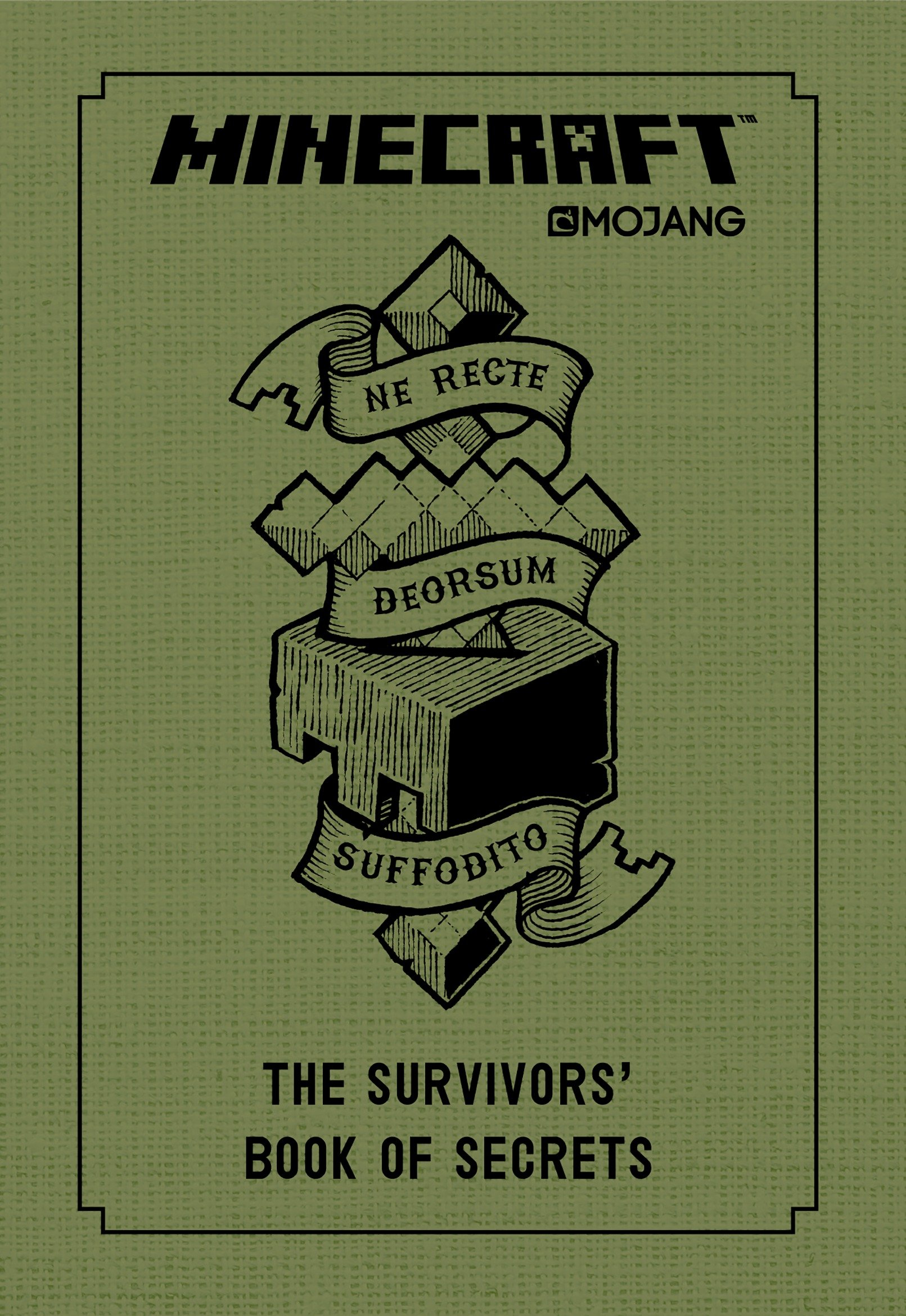 Minecraft: The Survivors' Book of Secrets An Official Mojang Book