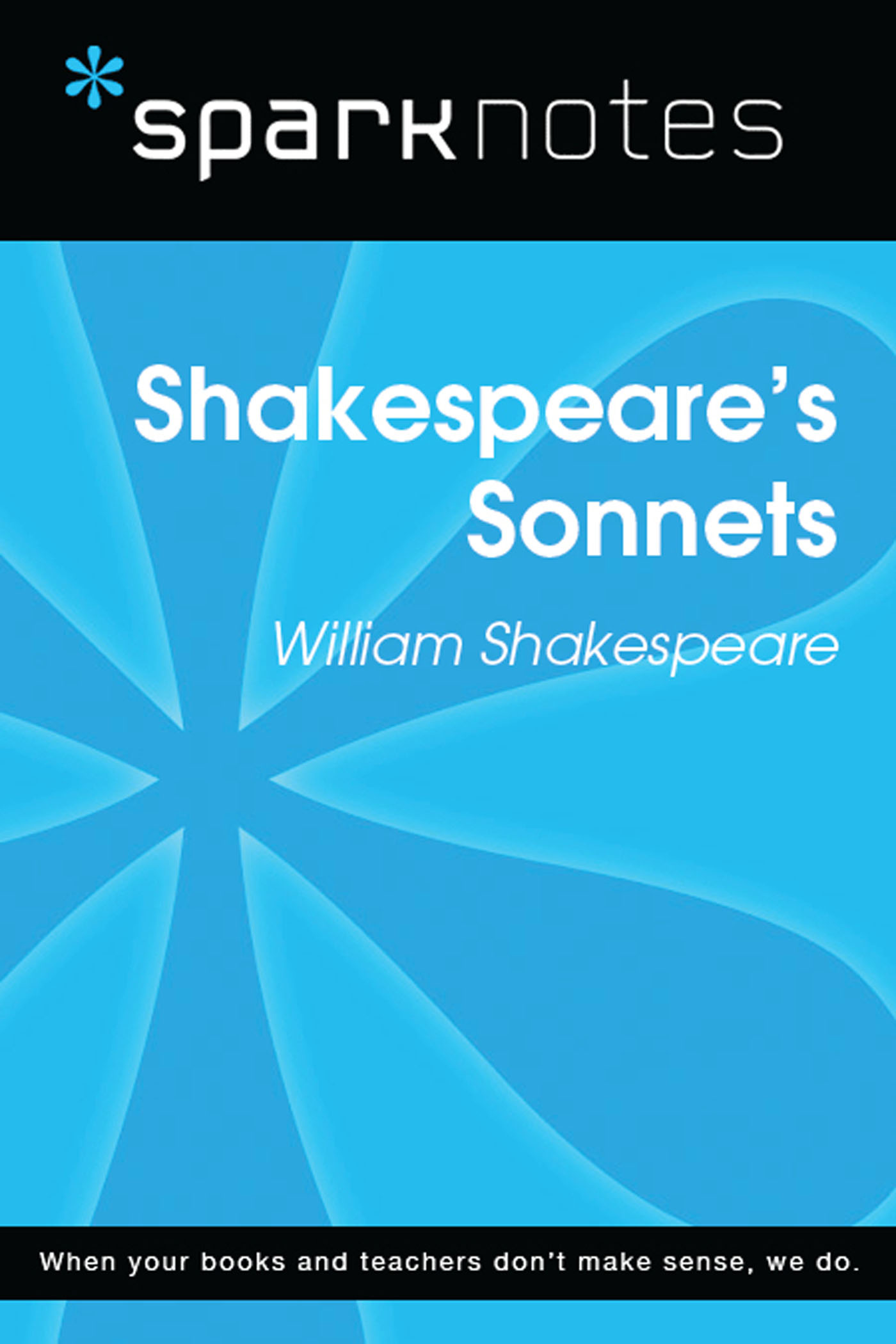 Cover image for Shakespeare's Sonnets (SparkNotes Literature Guide)  [electronic resource] :