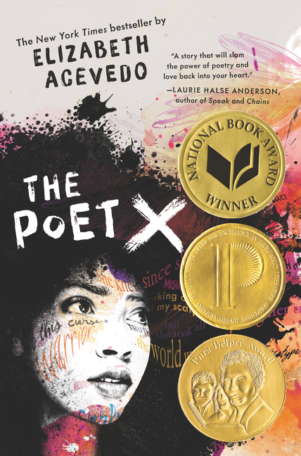 Cover image for The Poet X [electronic resource] :