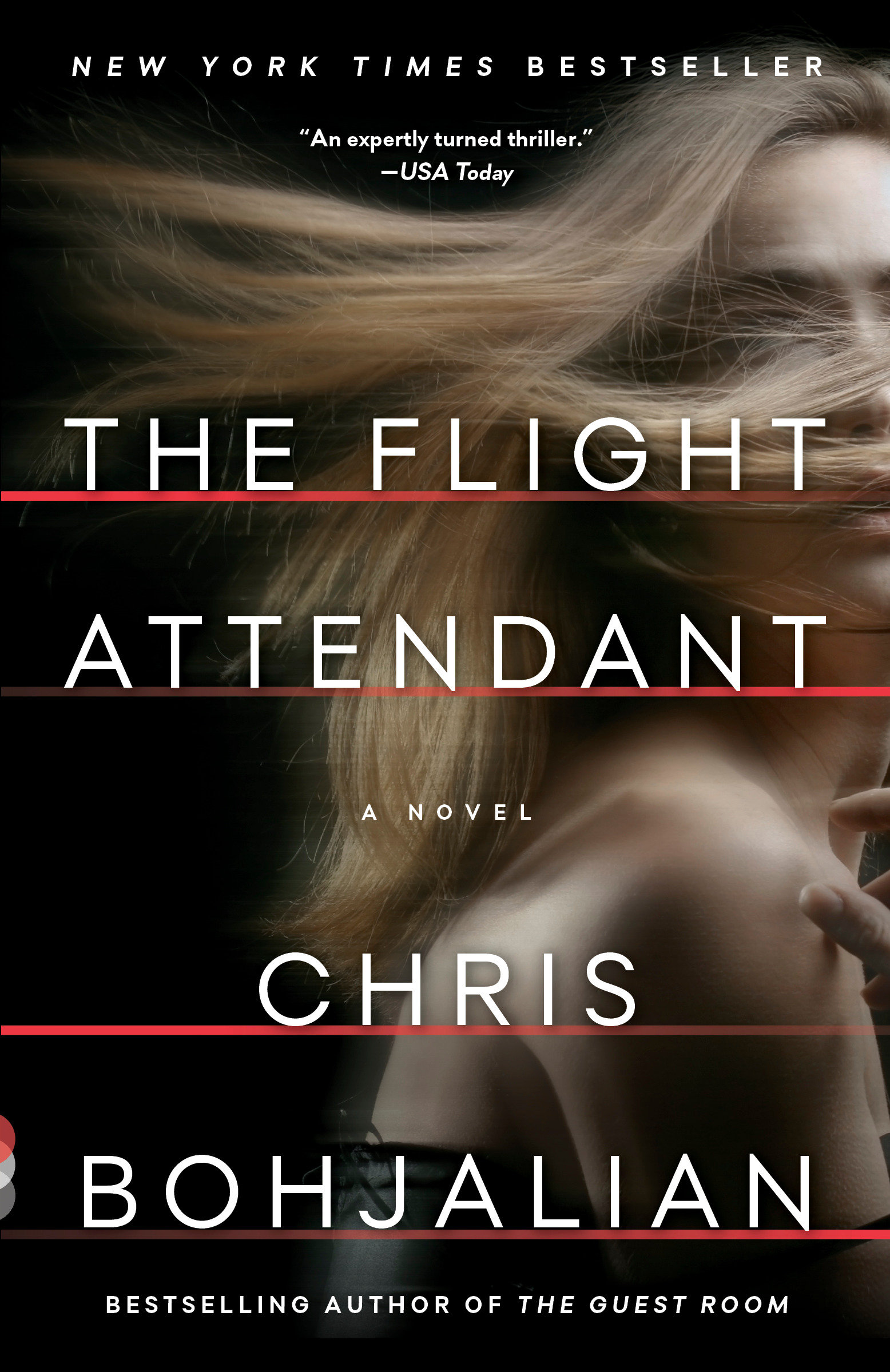 The Flight Attendant a novel