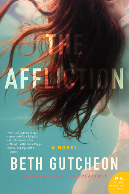The Affliction A Novel
